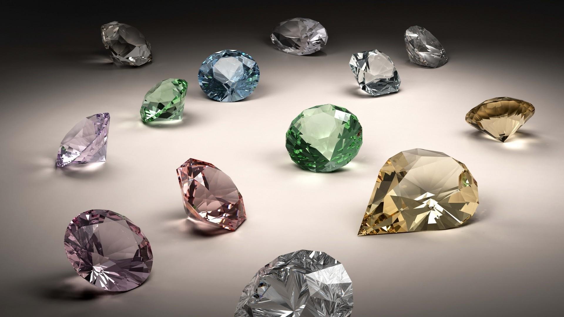 Gems HD Wallpaper