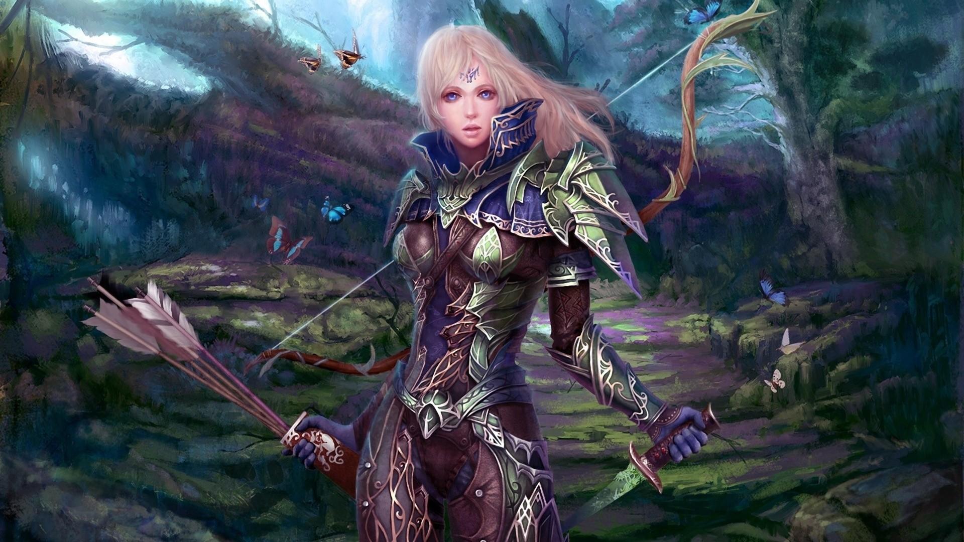 Elf Background