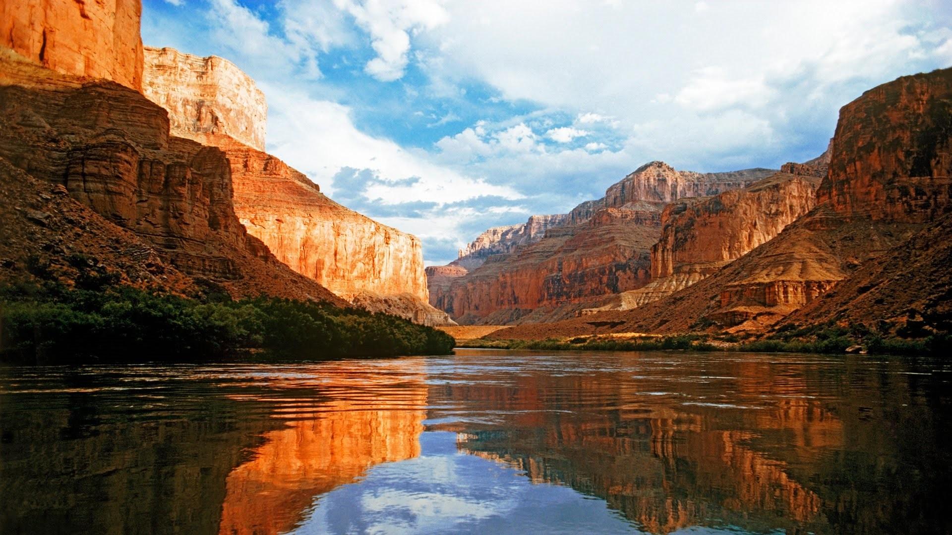Grand Canyon HD Wallpaper
