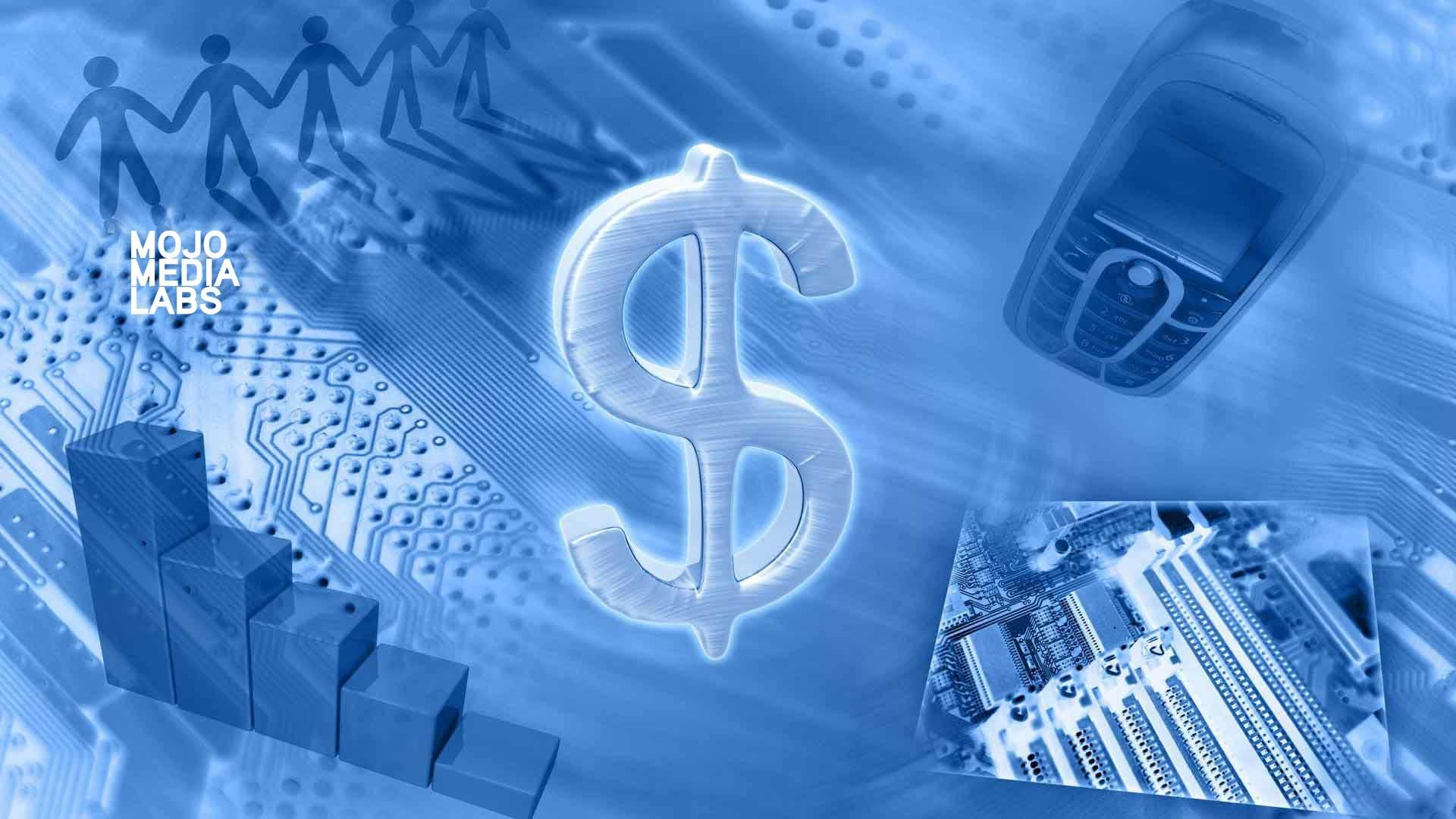 Presentation Economy Background