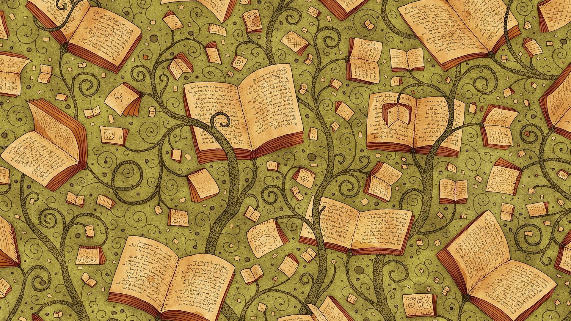 Literary Desktop Wallpaper