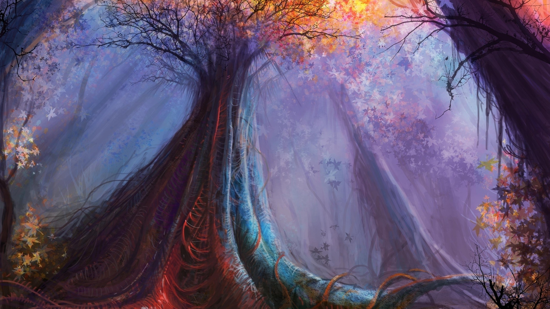 Fairy World Wallpaper