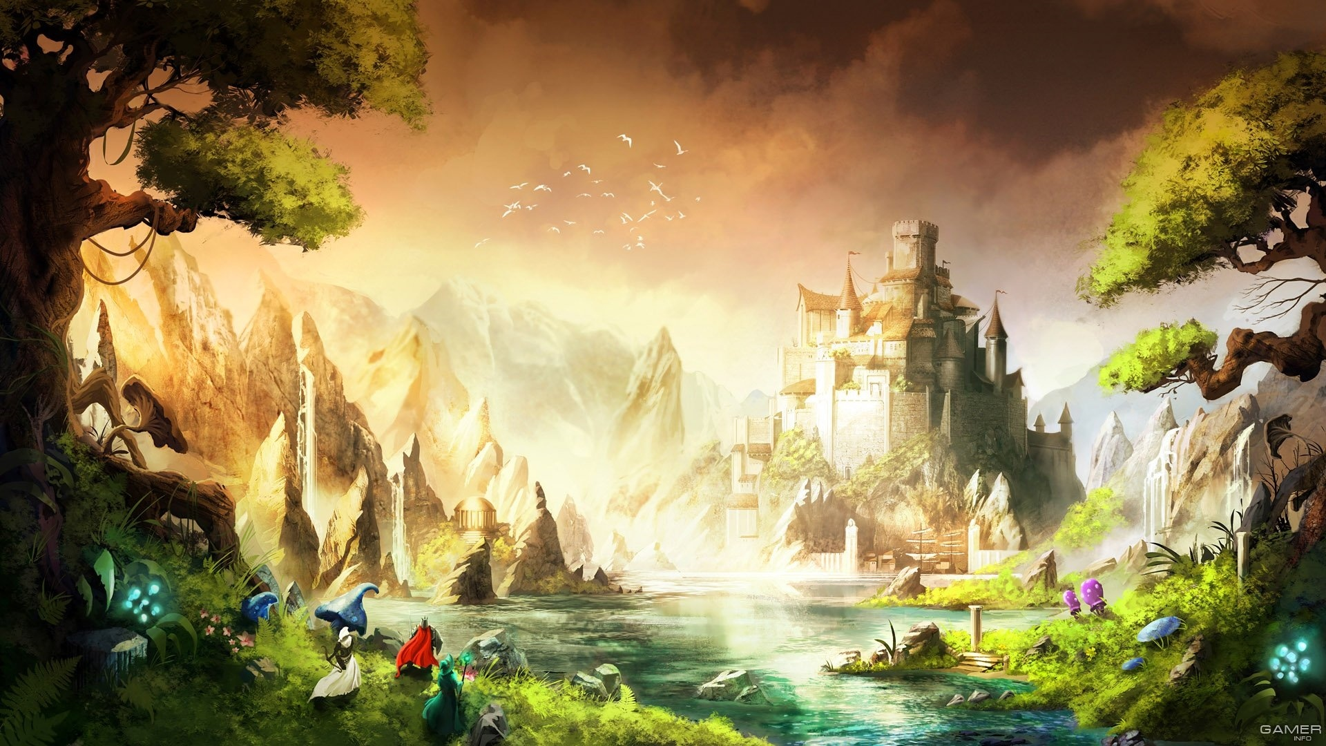 Fairy World Picture
