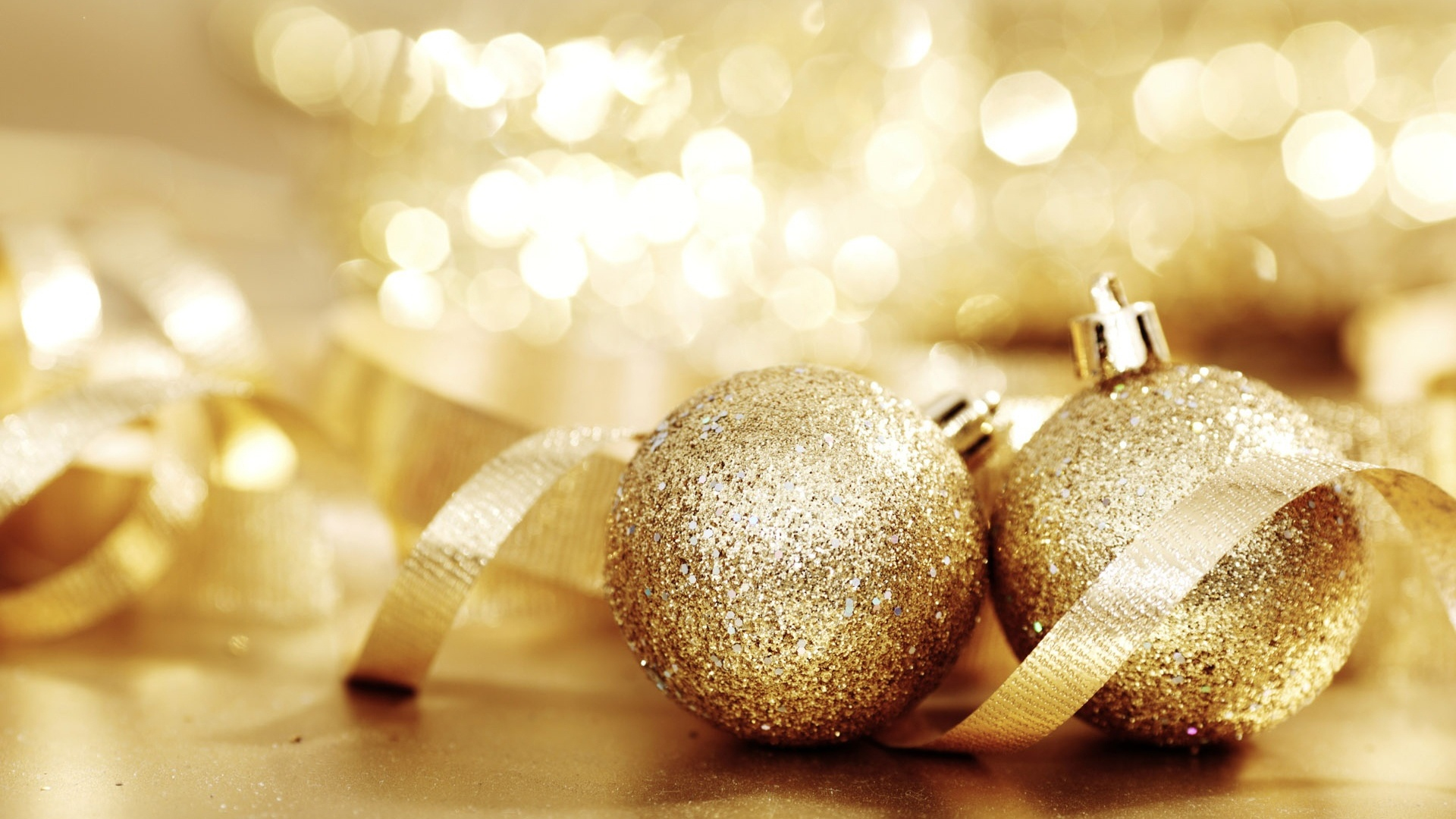 Christmas Gold Image