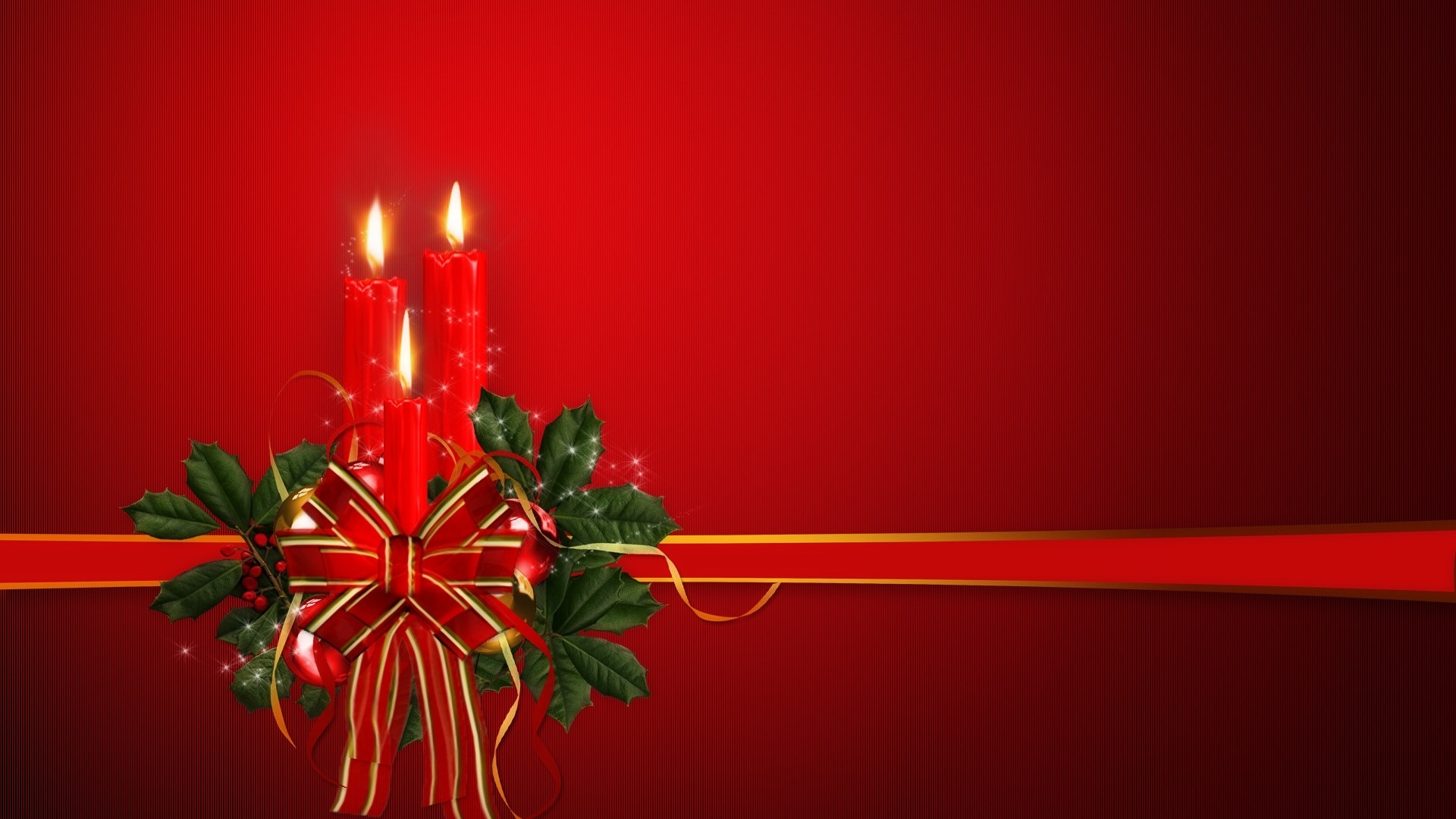 Christmas Red Picture