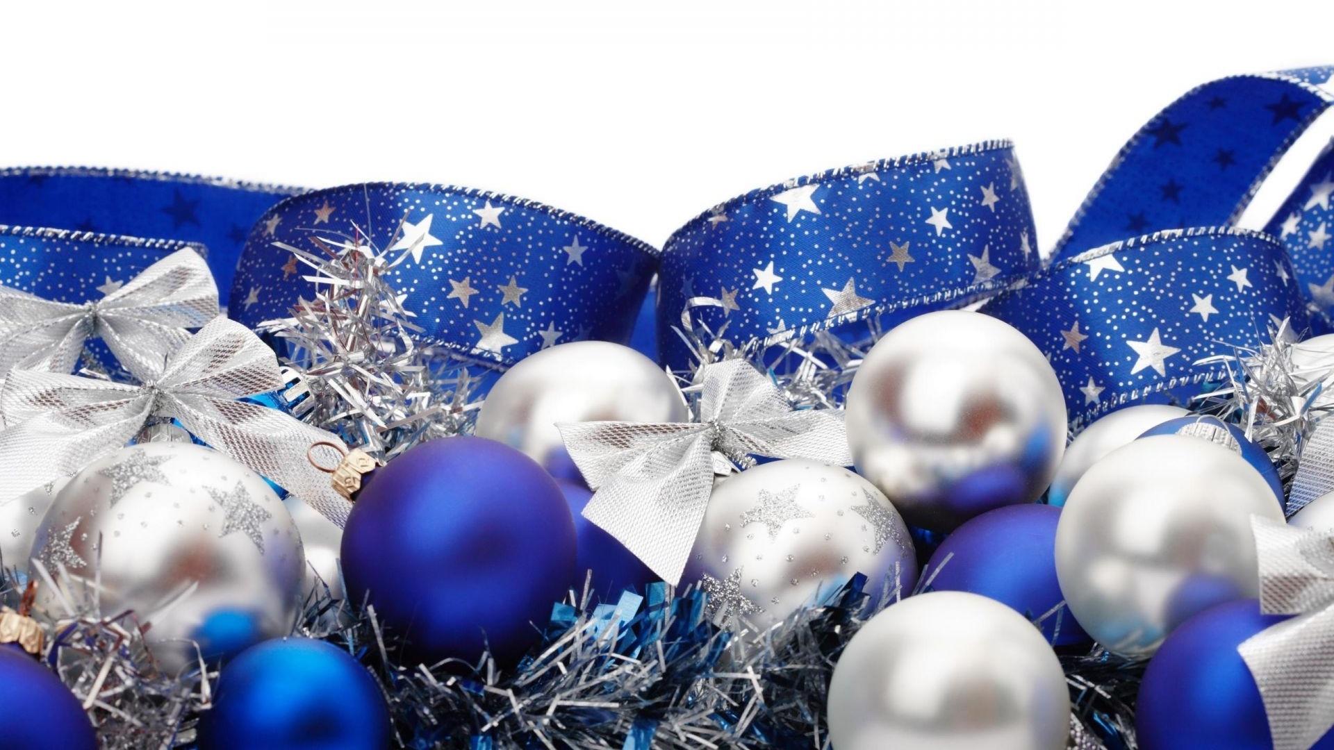 Christmas White Desktop Wallpaper
