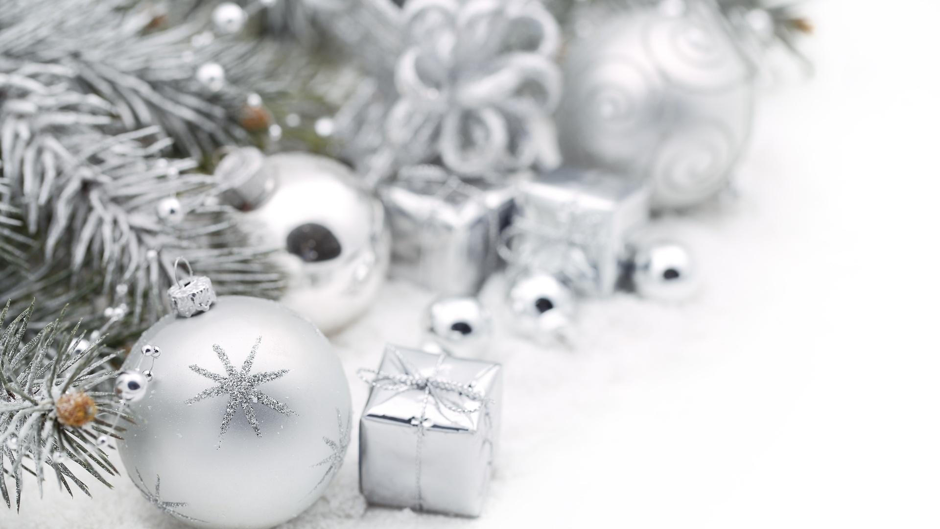 Christmas White Image