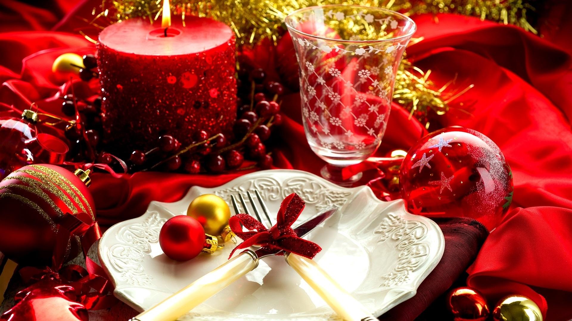 Christmas Dishes Image