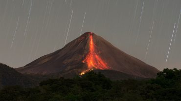 Volcano Eruption Picture
