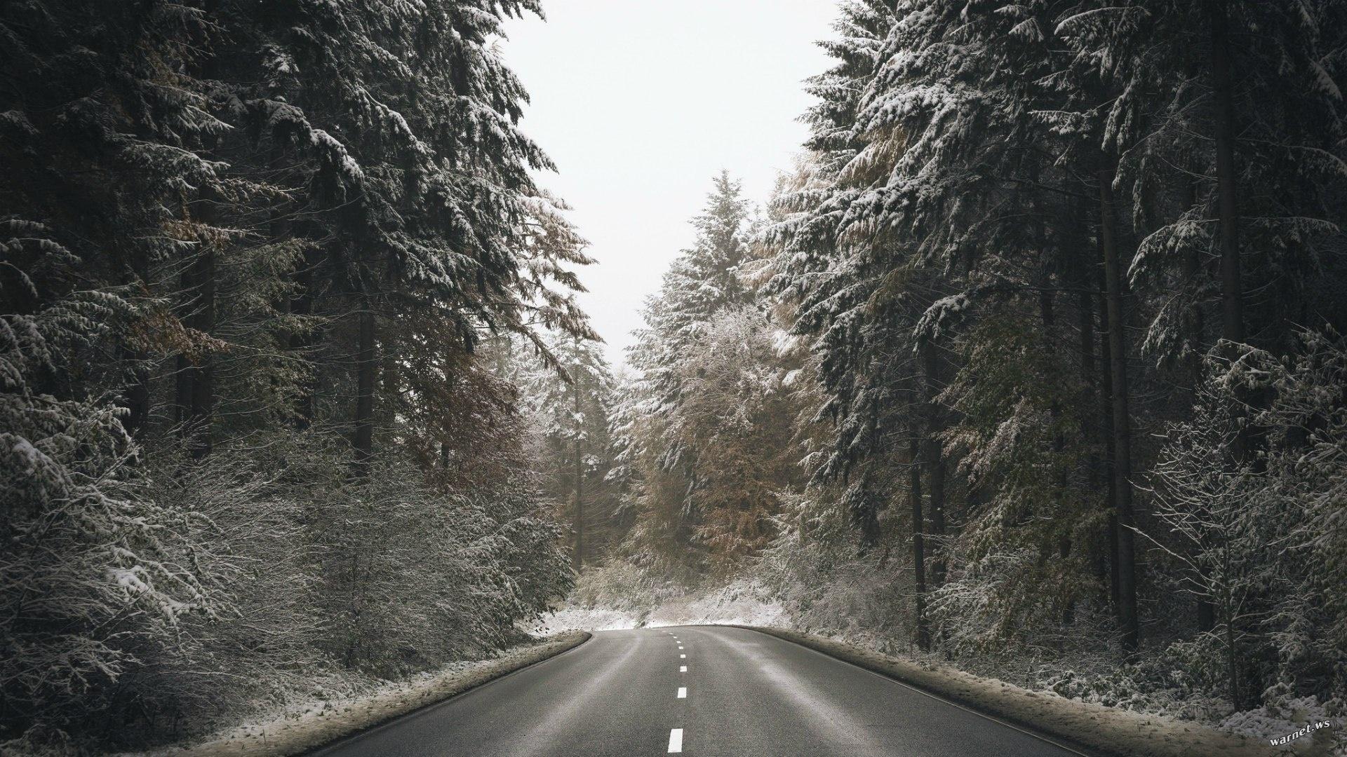 Winter Road Image