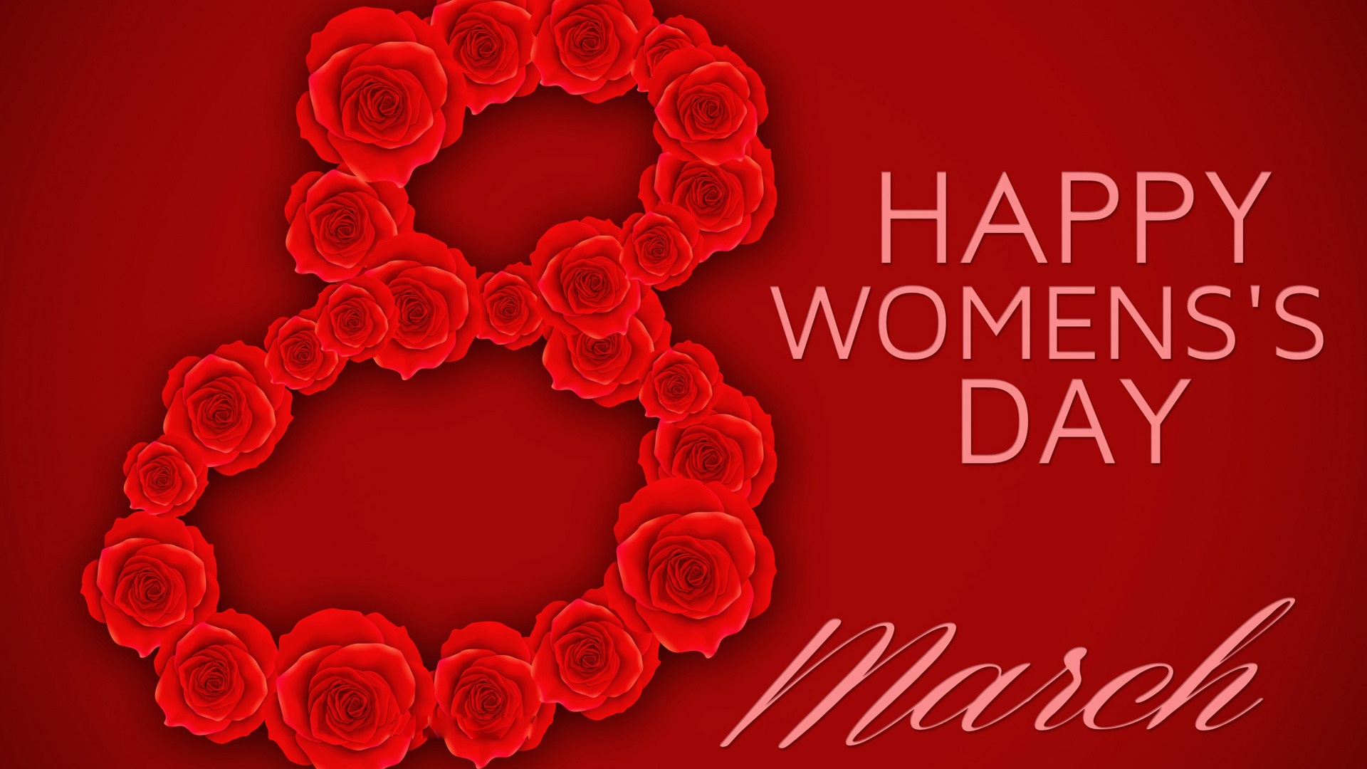 Happy Women's Day wallpaper for pc