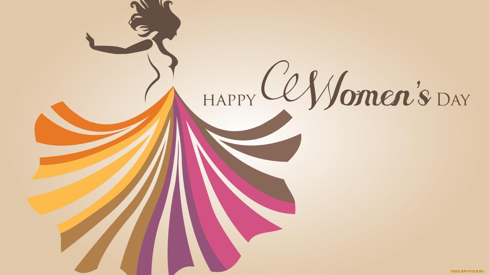 Happy Women's Day Desktop Wallpaper