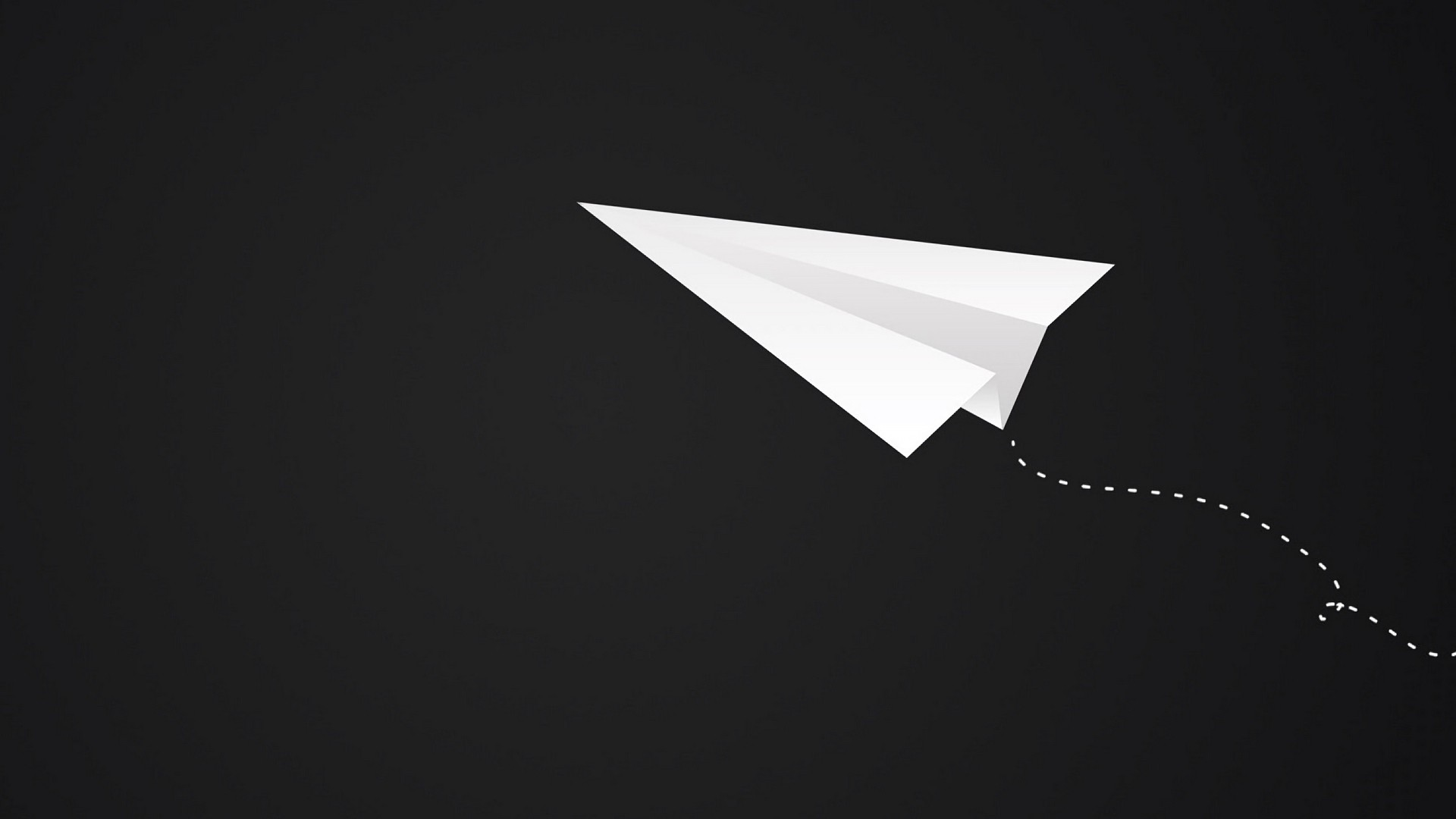 Airplane Minimalist wallpaper for pc