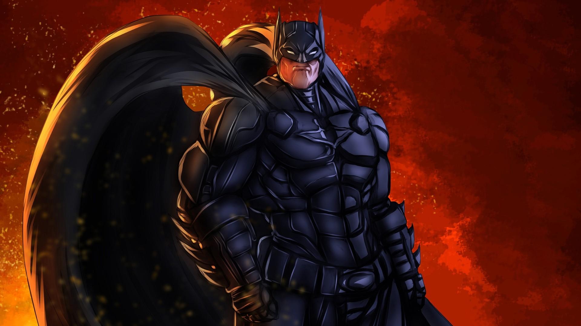 Batman Art HD Wallpaper