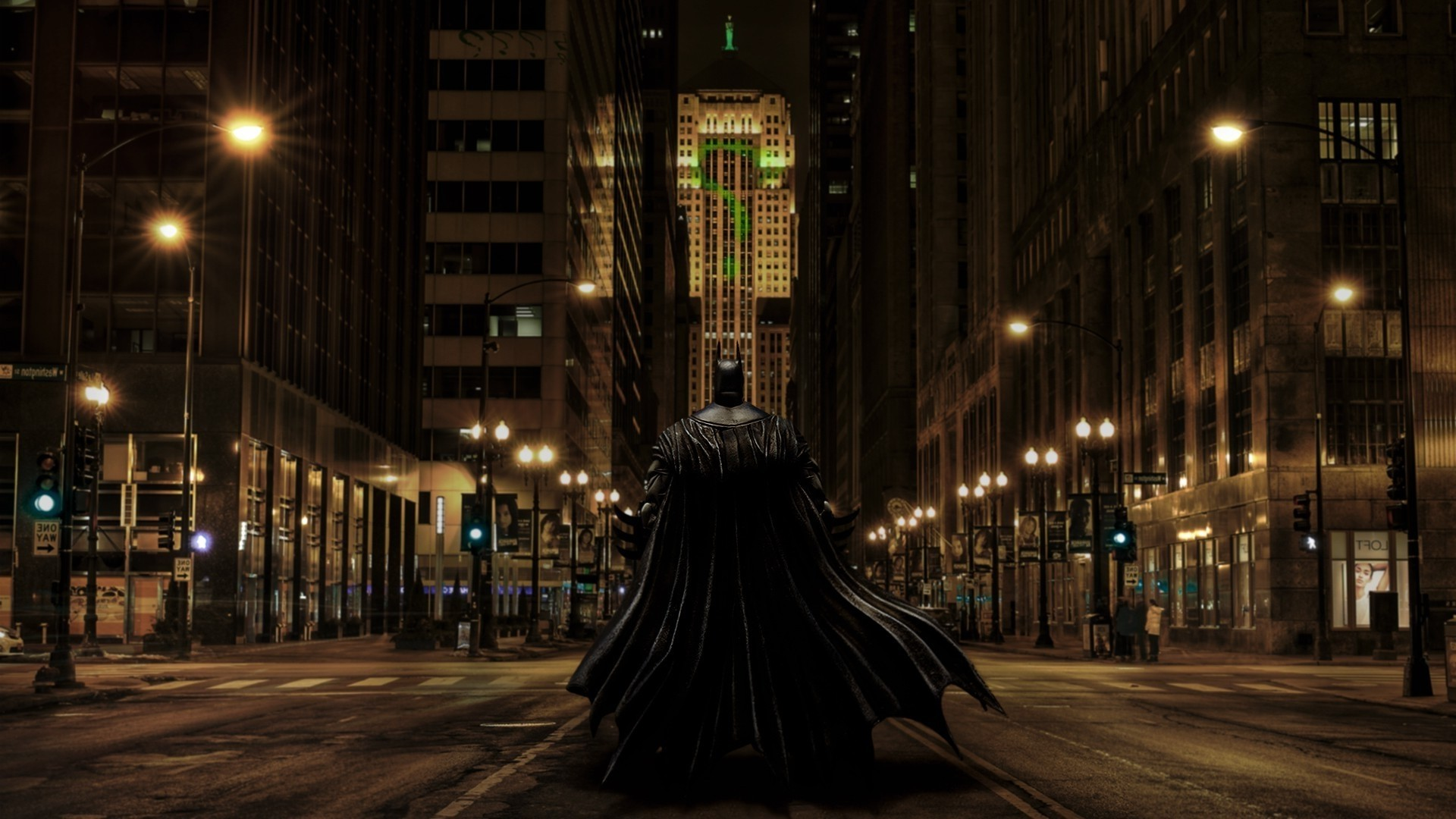 Batman Art desktop wallpaper hd