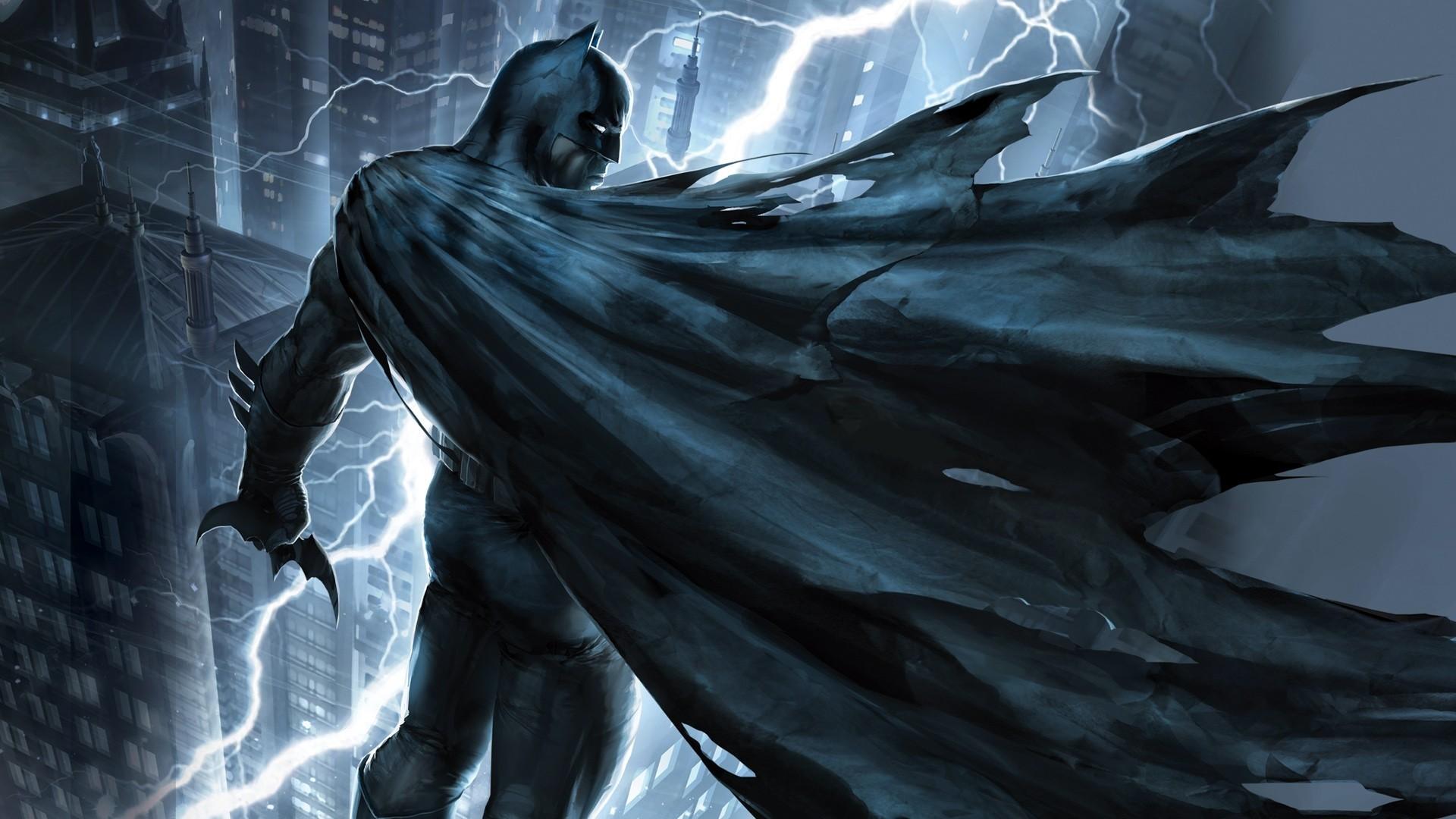 Batman Art Wallpaper