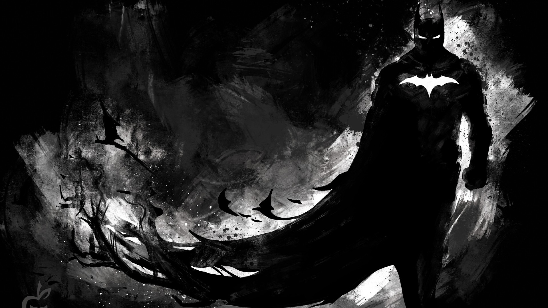 Batman Art Image