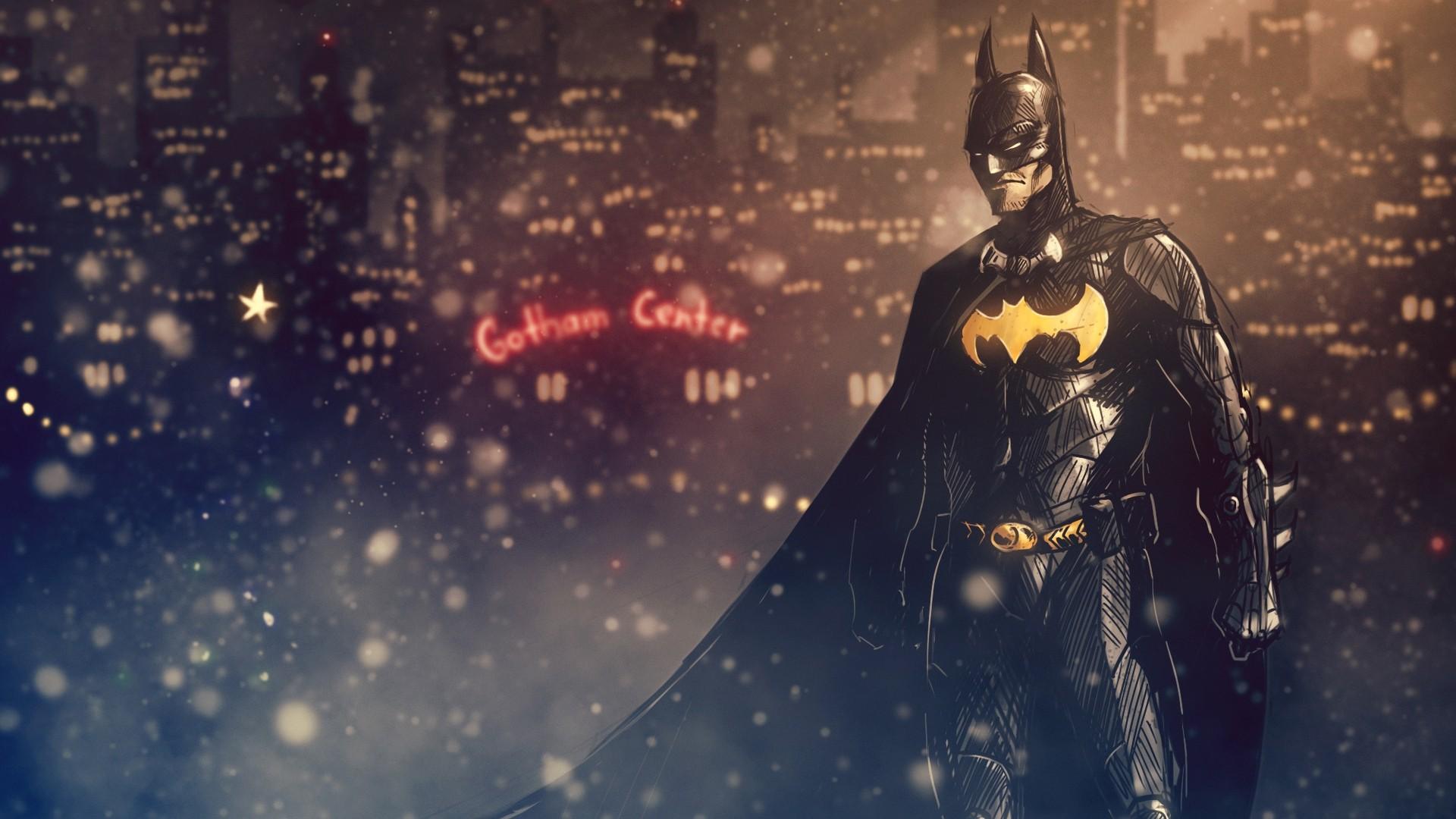 Batman Art wallpaper for desktop