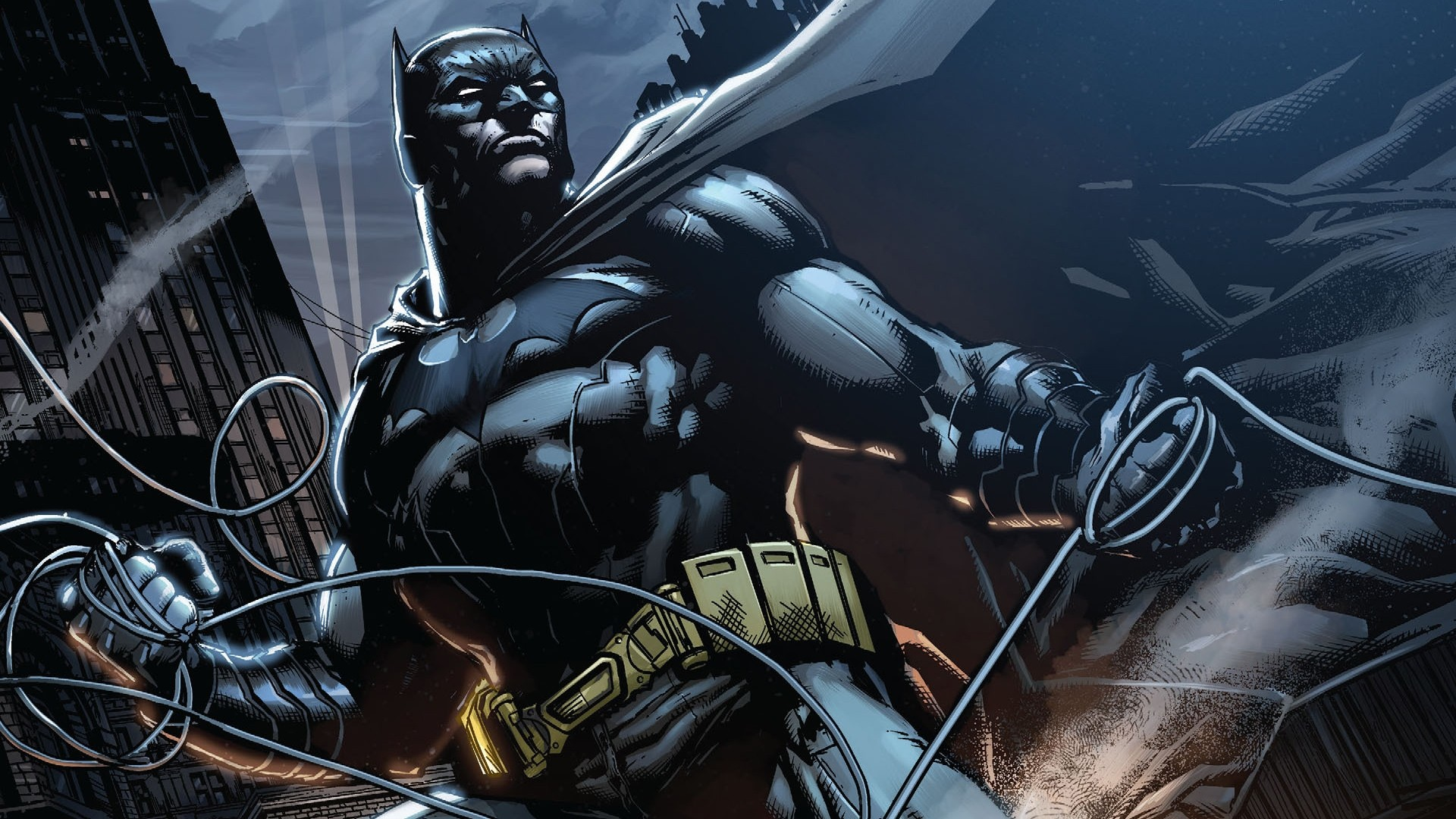 Batman Art wallpaper for computer