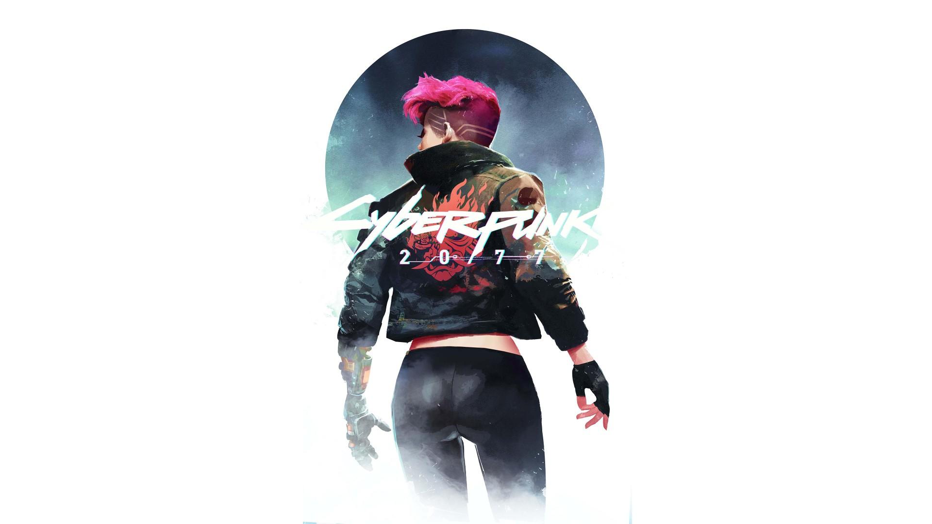 Cyberpunk 2077 Poster desktop wallpaper hd