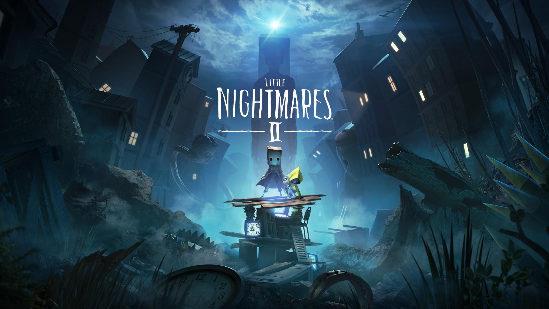 Little Nightmares HD Wallpaper