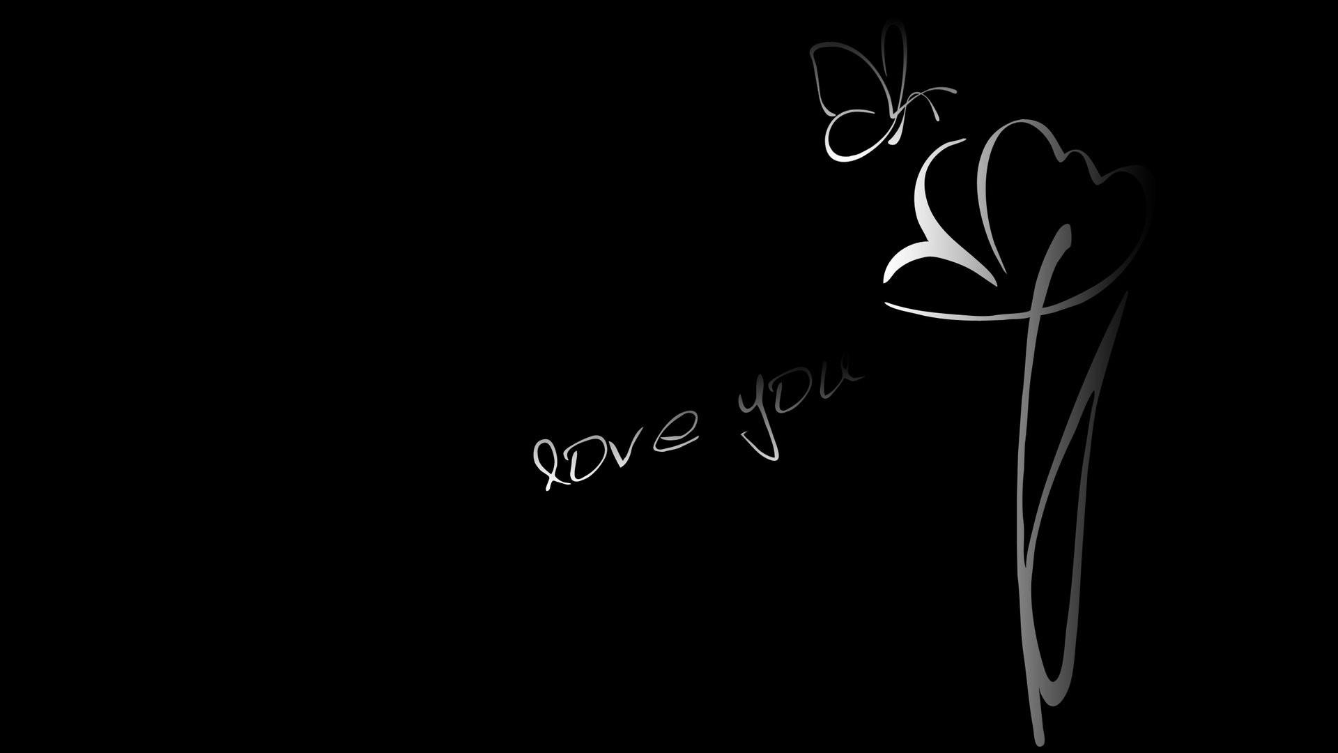 Love Dark Picture