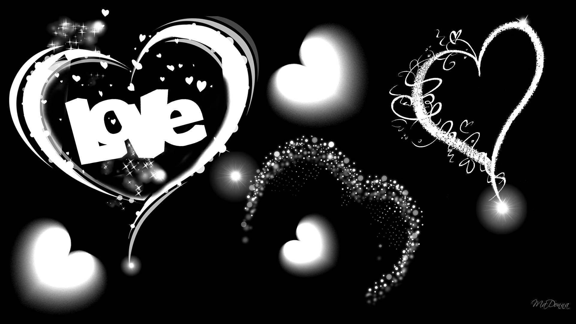 Love Dark desktop wallpaper hd