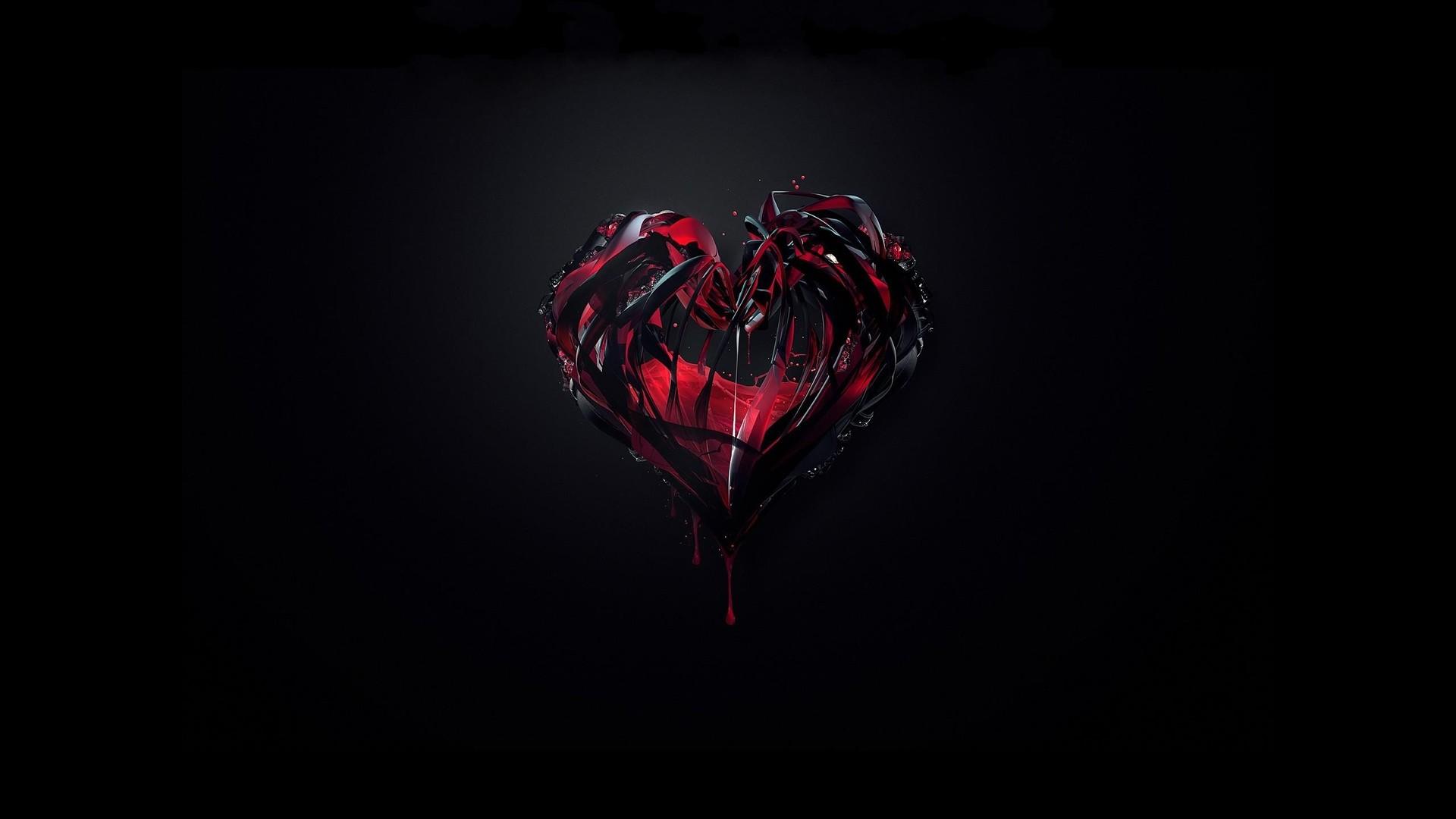 Love Dark wallpaper photo hd