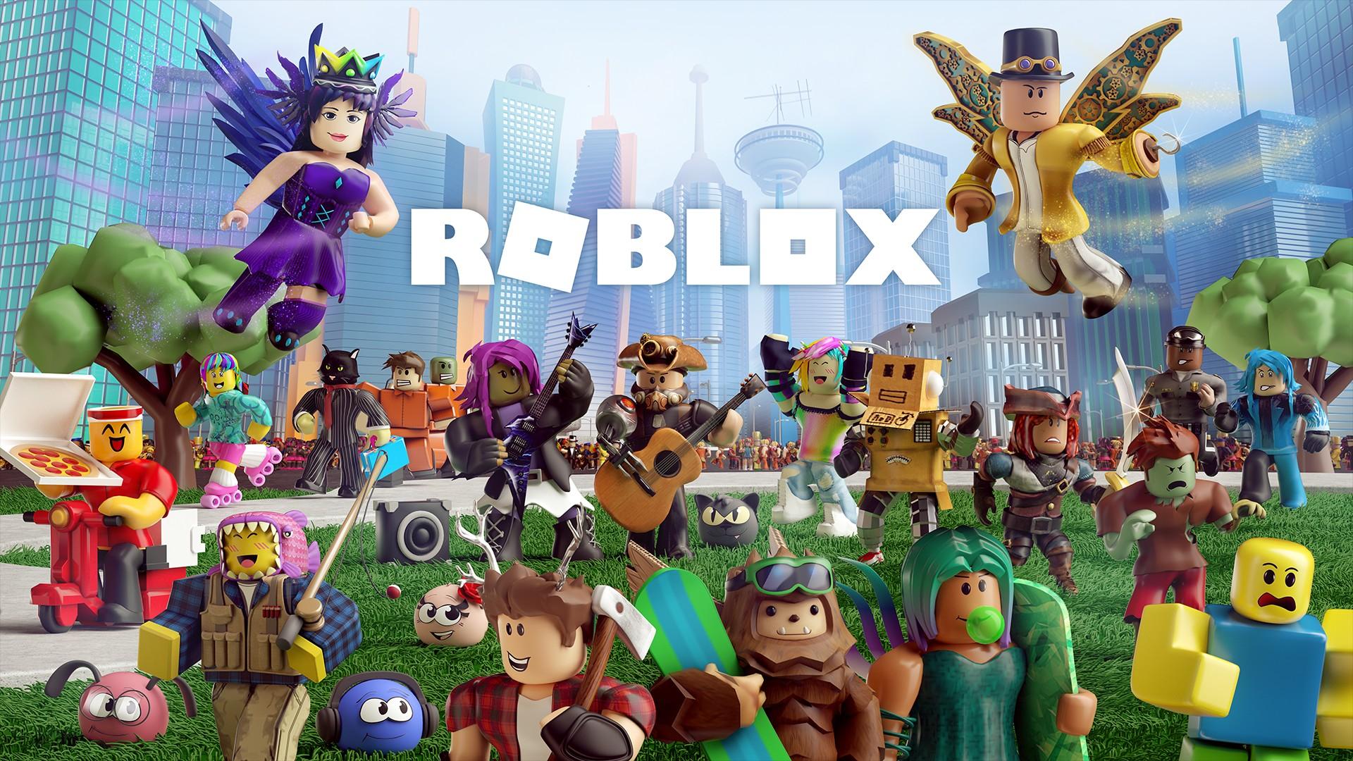 Roblox Desktop Wallpaper