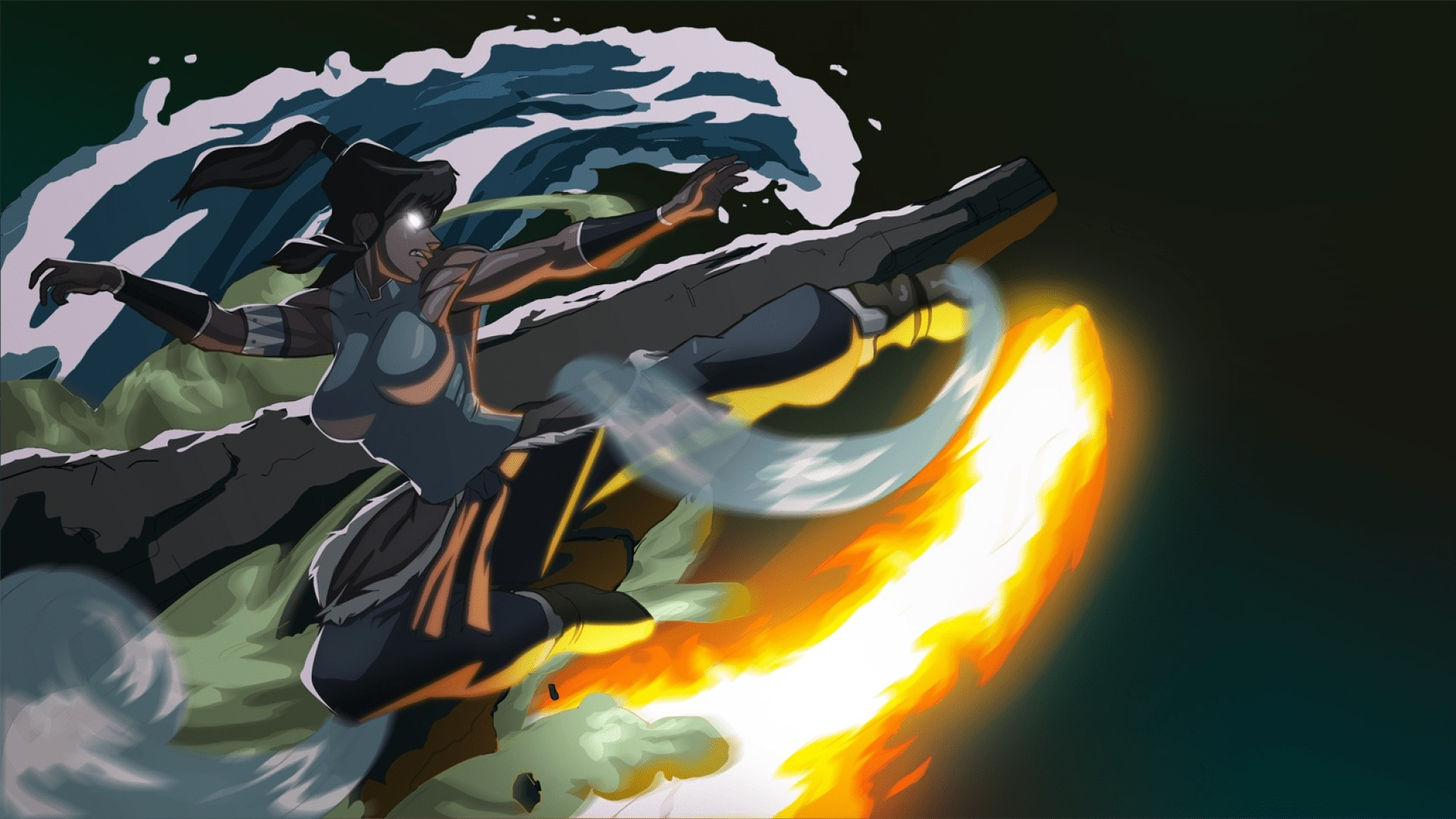 The Legend Of Korra Picture