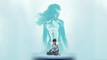 The Legend Of Korra Minimalist desktop wallpaper hd