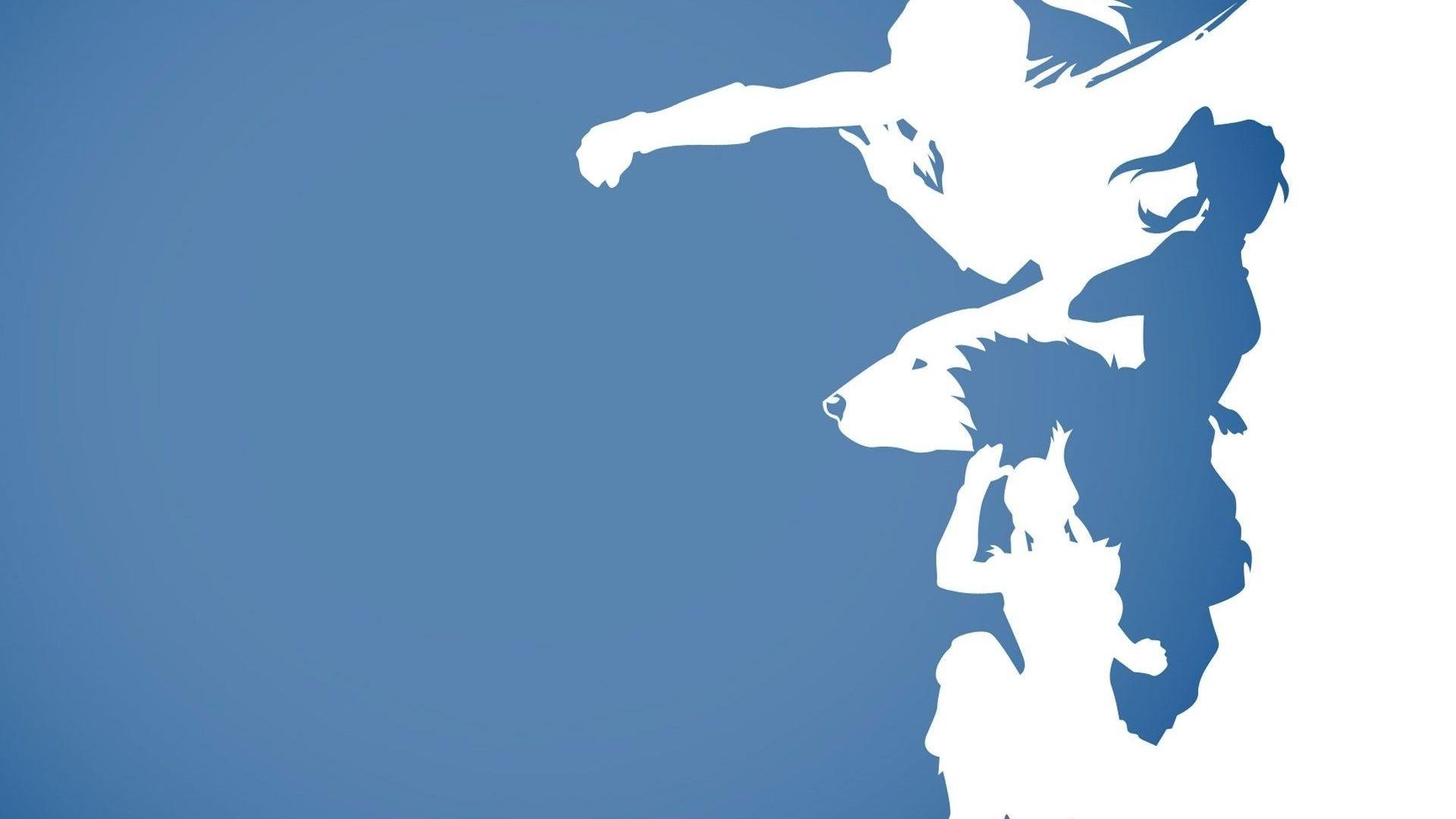 The Legend Of Korra Minimalist desktop wallpaper hd