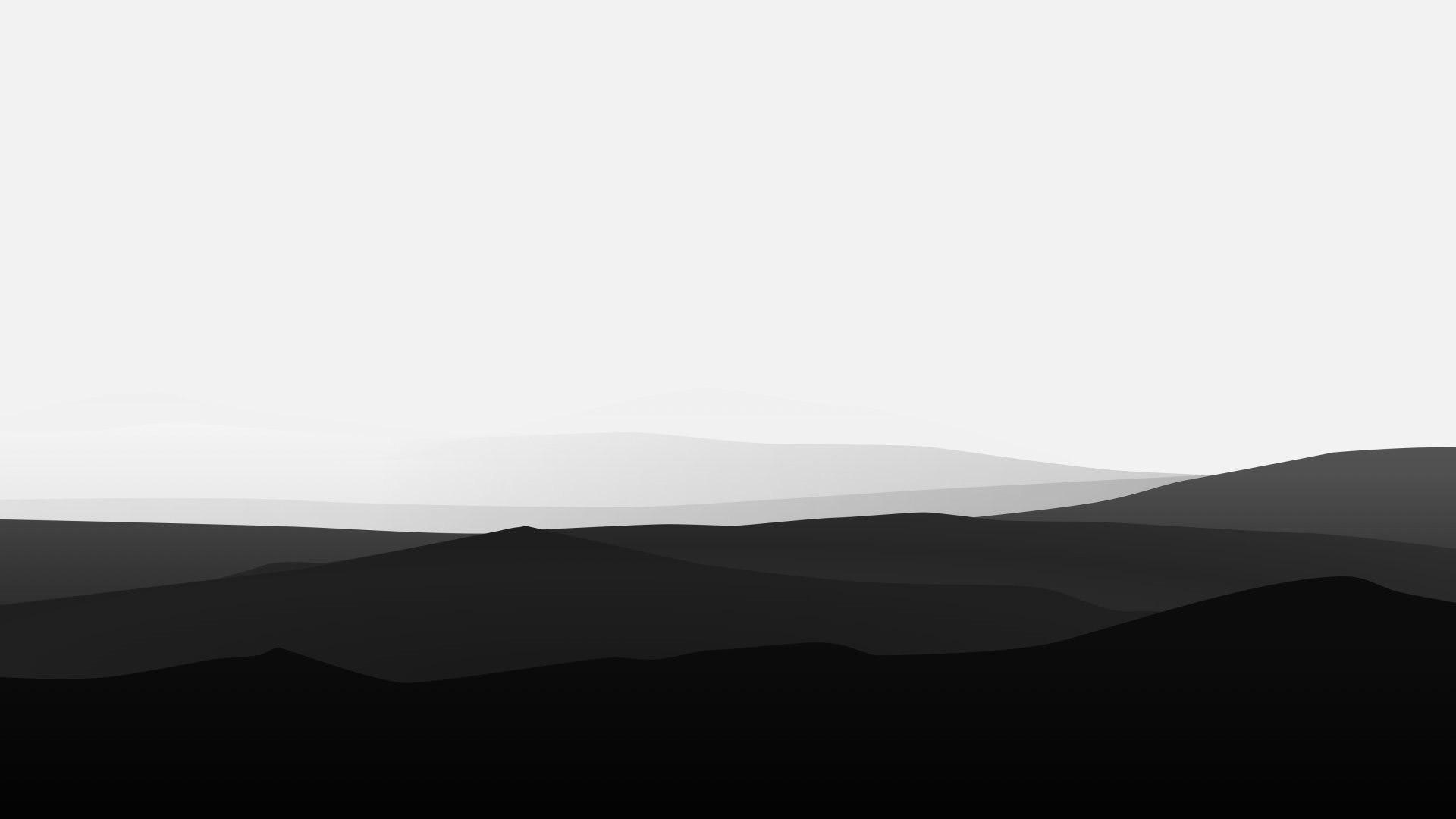 White Minimalist wallpaper for desktop