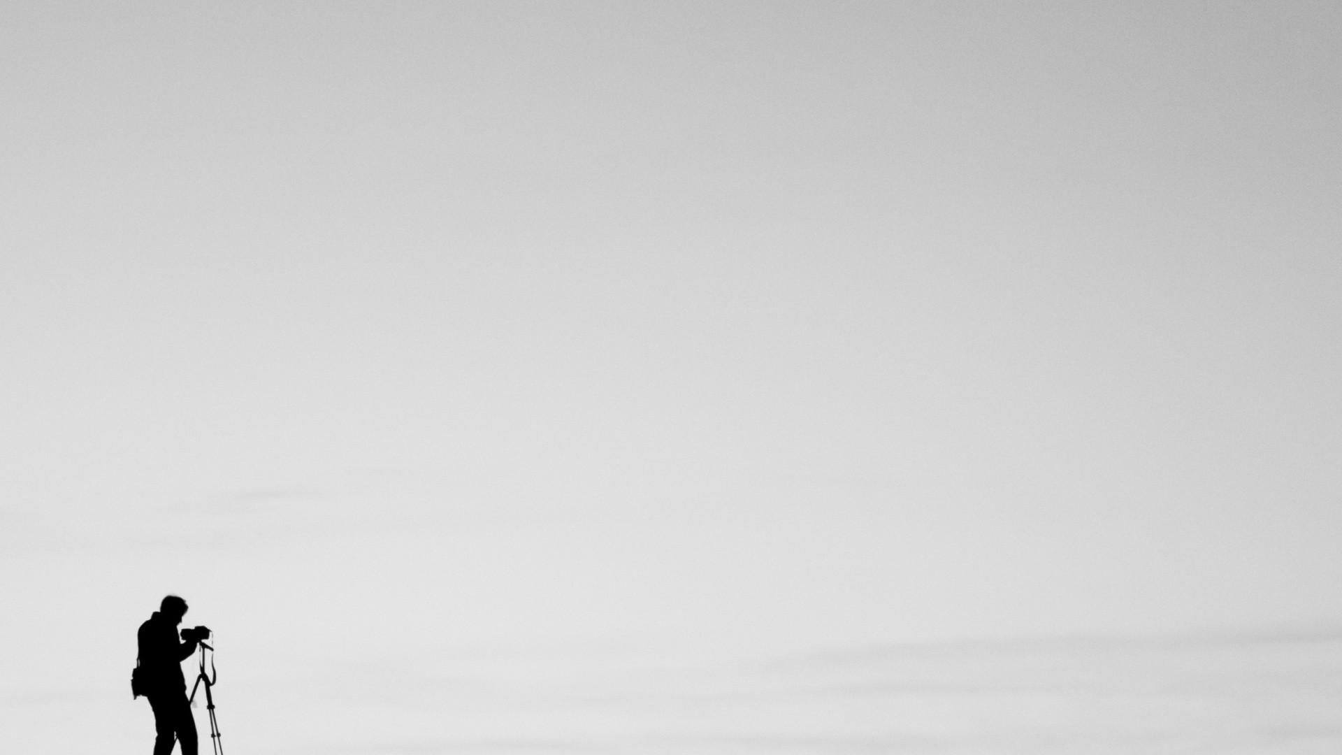 White Minimalist desktop wallpaper hd