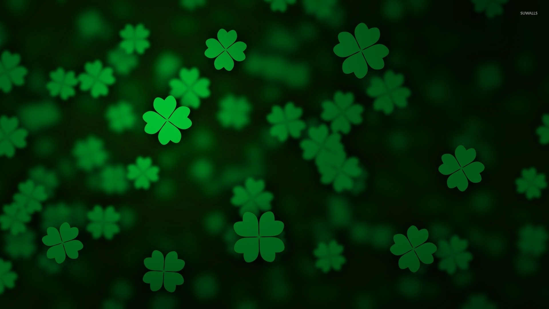 Green Clover Picture
