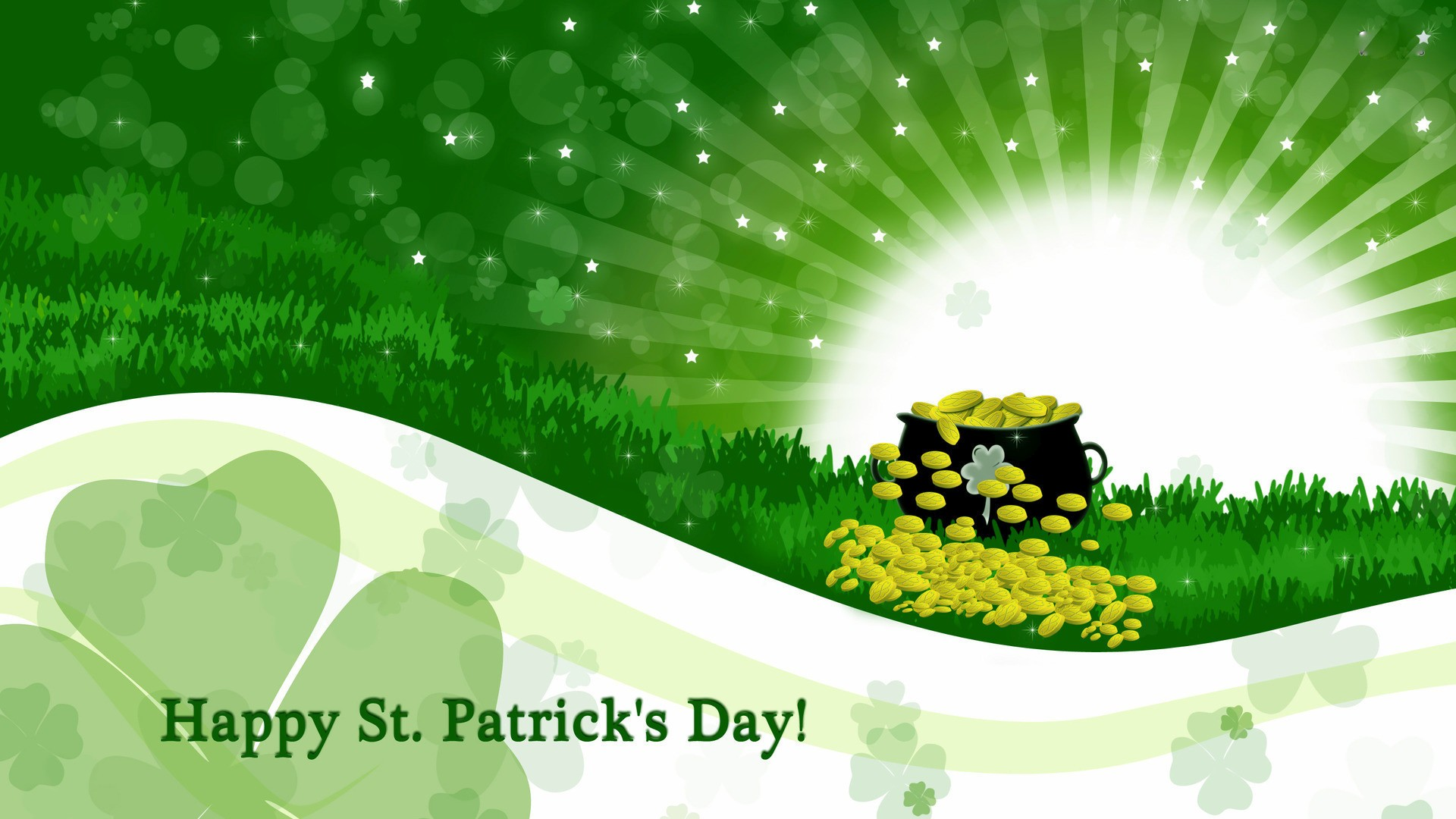 St. Patrick's Day 2021 wallpaper for desktop