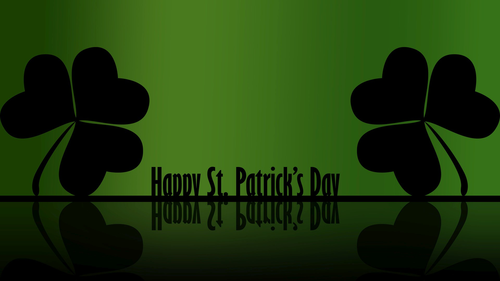 St. Patrick's Day 2021 Wallpaper theme