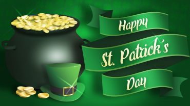 St. Patrick's Day 2021 wallpaper for computer