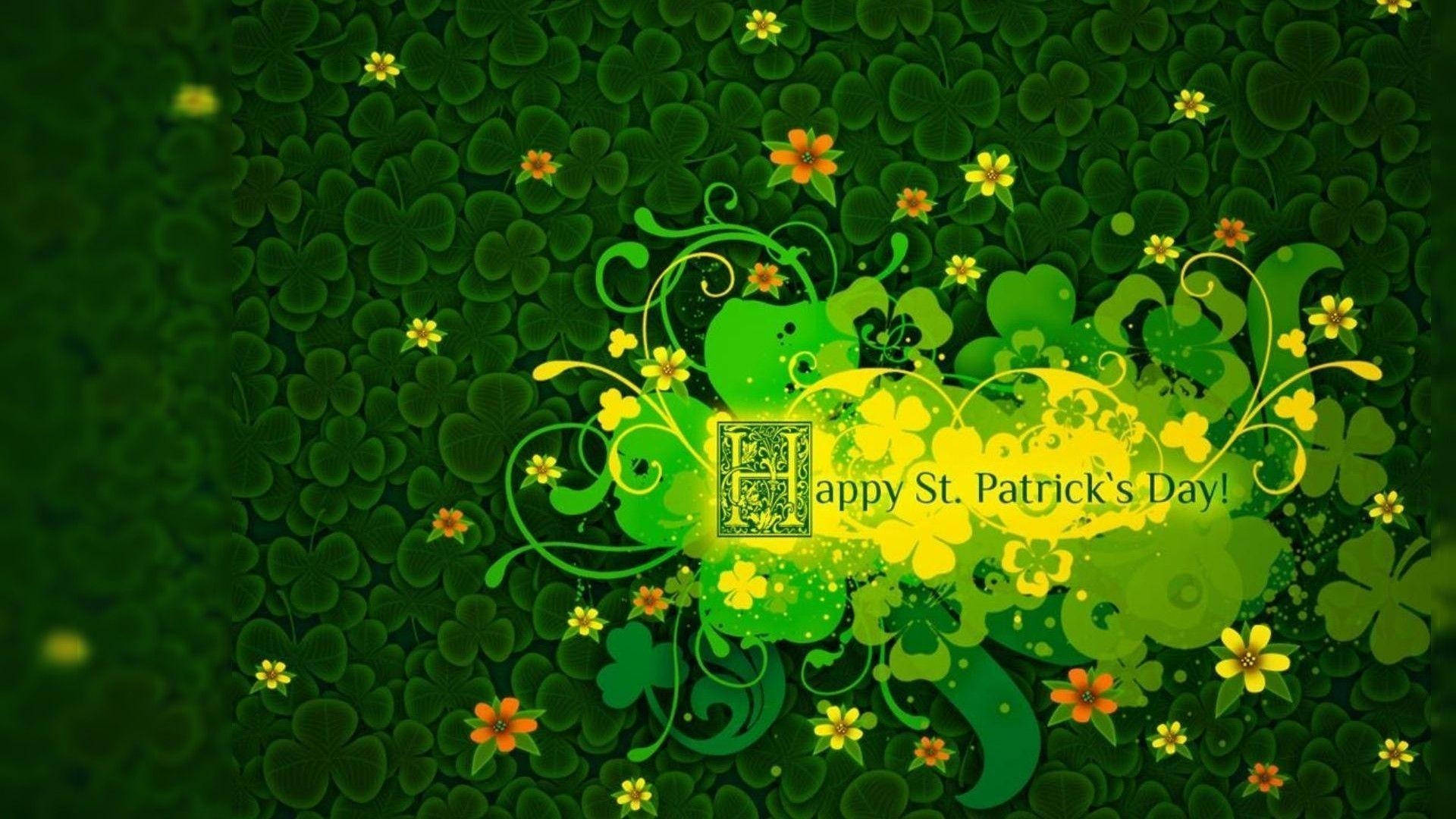St. Patrick's Day 2021 Desktop Wallpaper