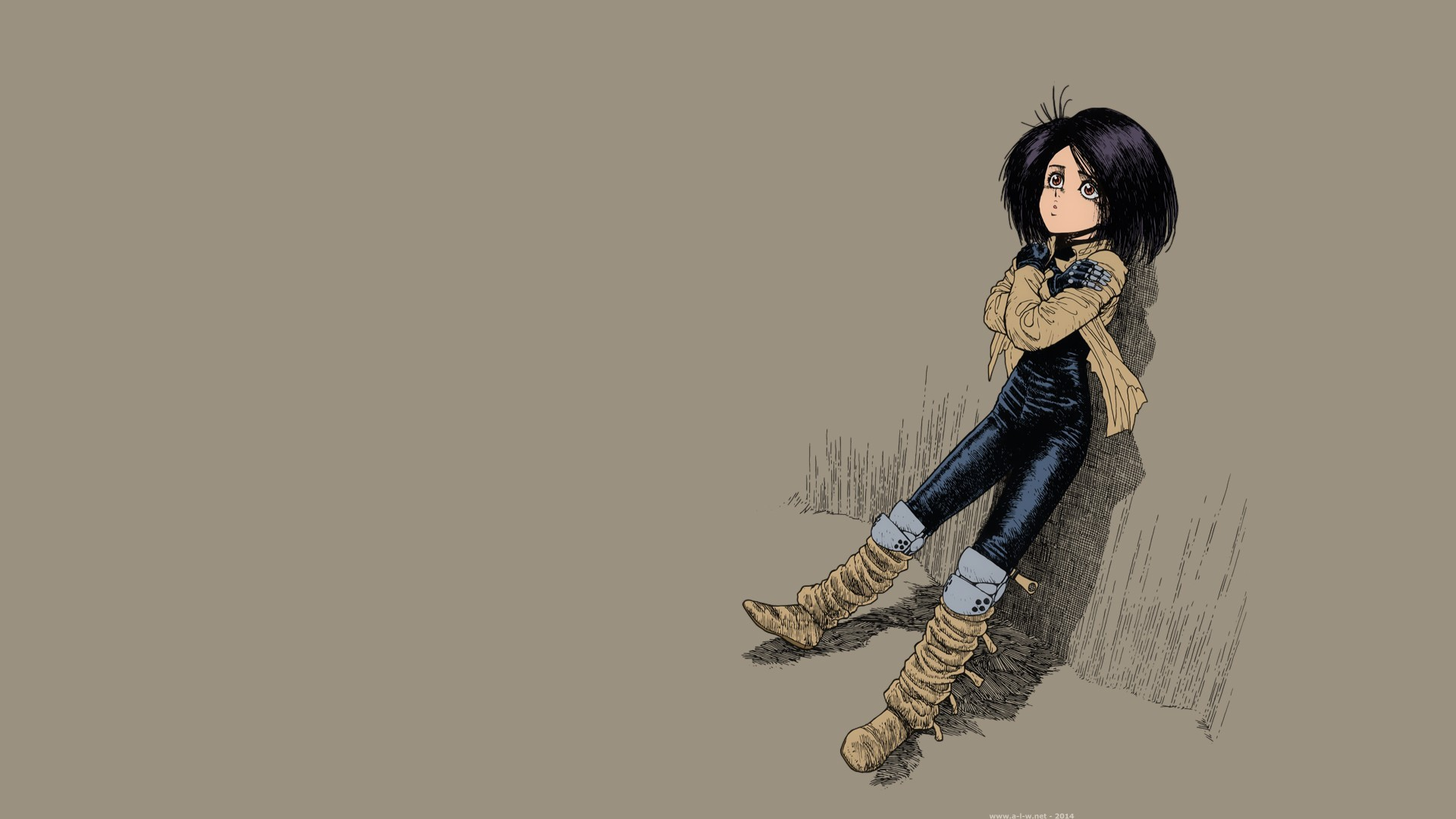 Alita Battle Angel Image