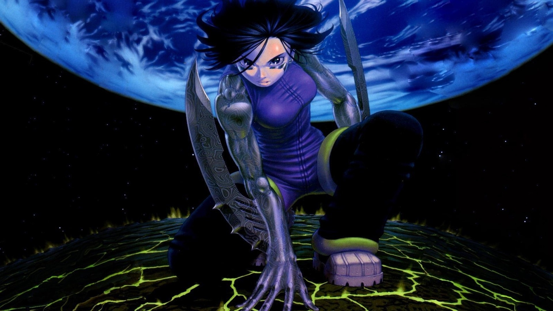 Alita Battle Angel wallpaper photo hd