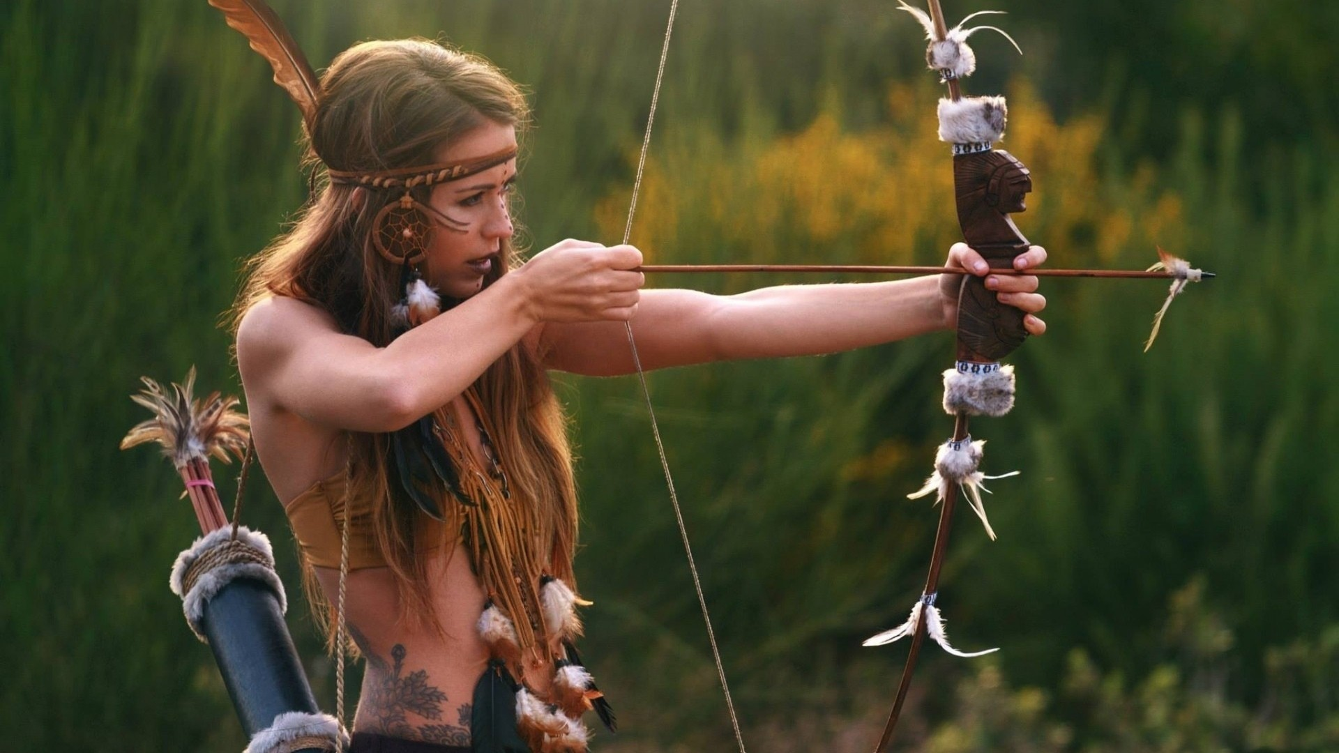Archery Wallpaper