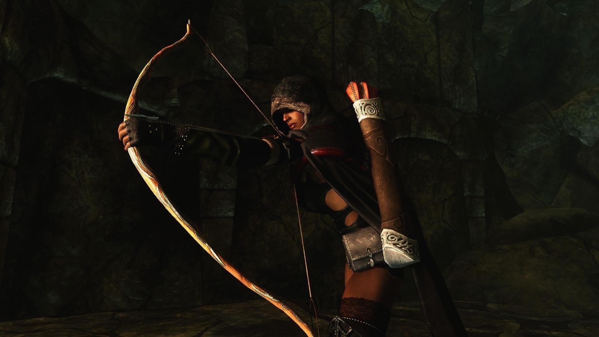 Archery wallpaper for desktop