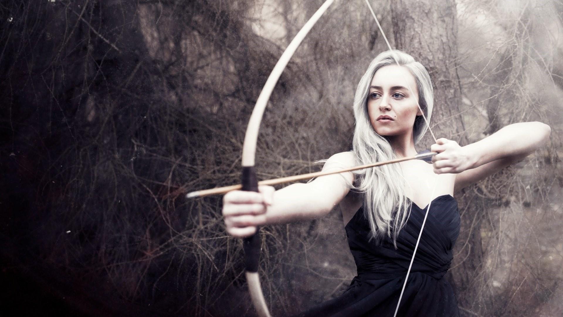 Archery HD Wallpaper