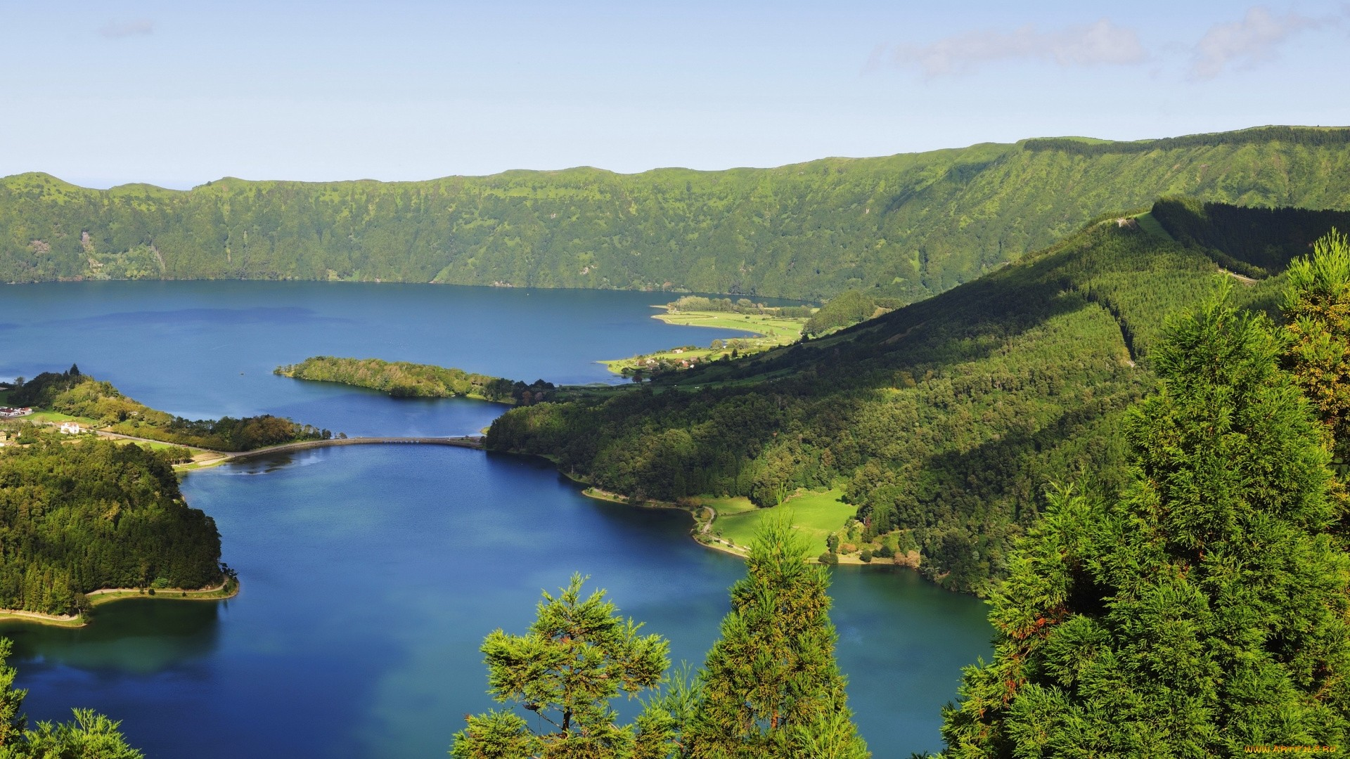 Azores Islands wallpaper for pc