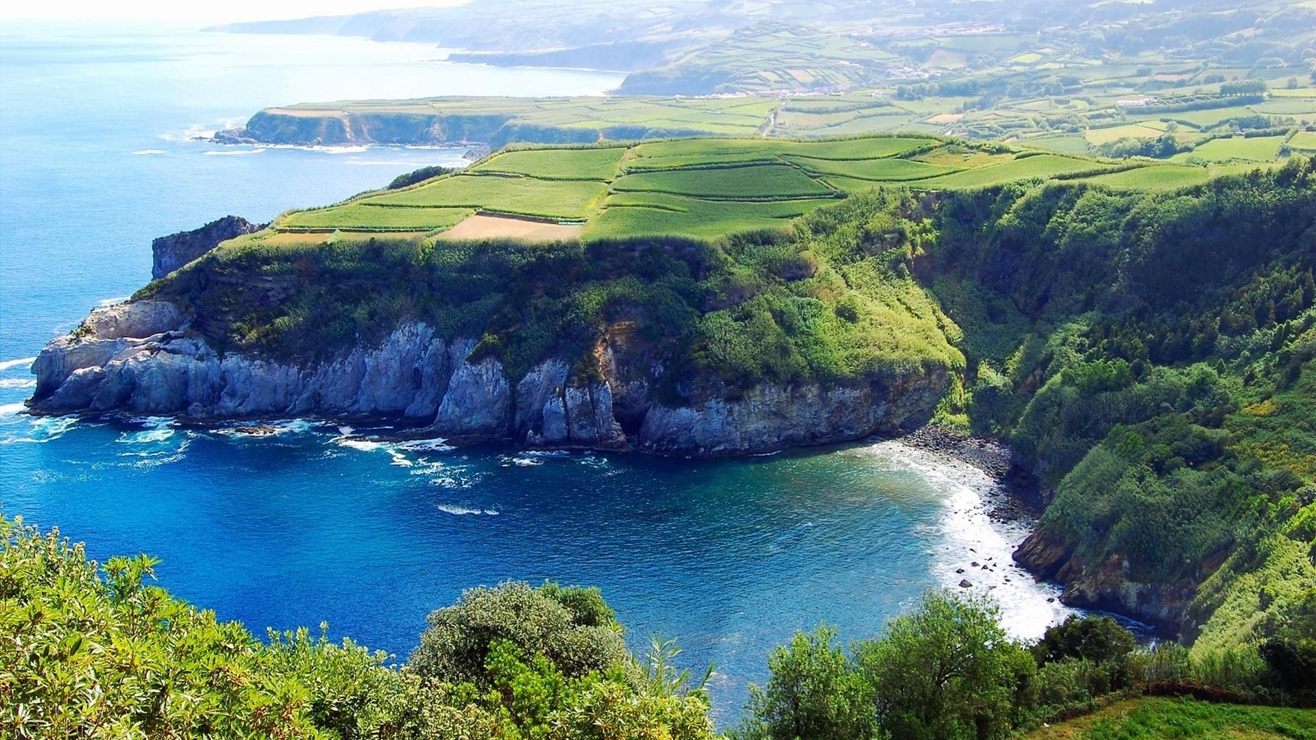 Azores Islands desktop wallpaper hd
