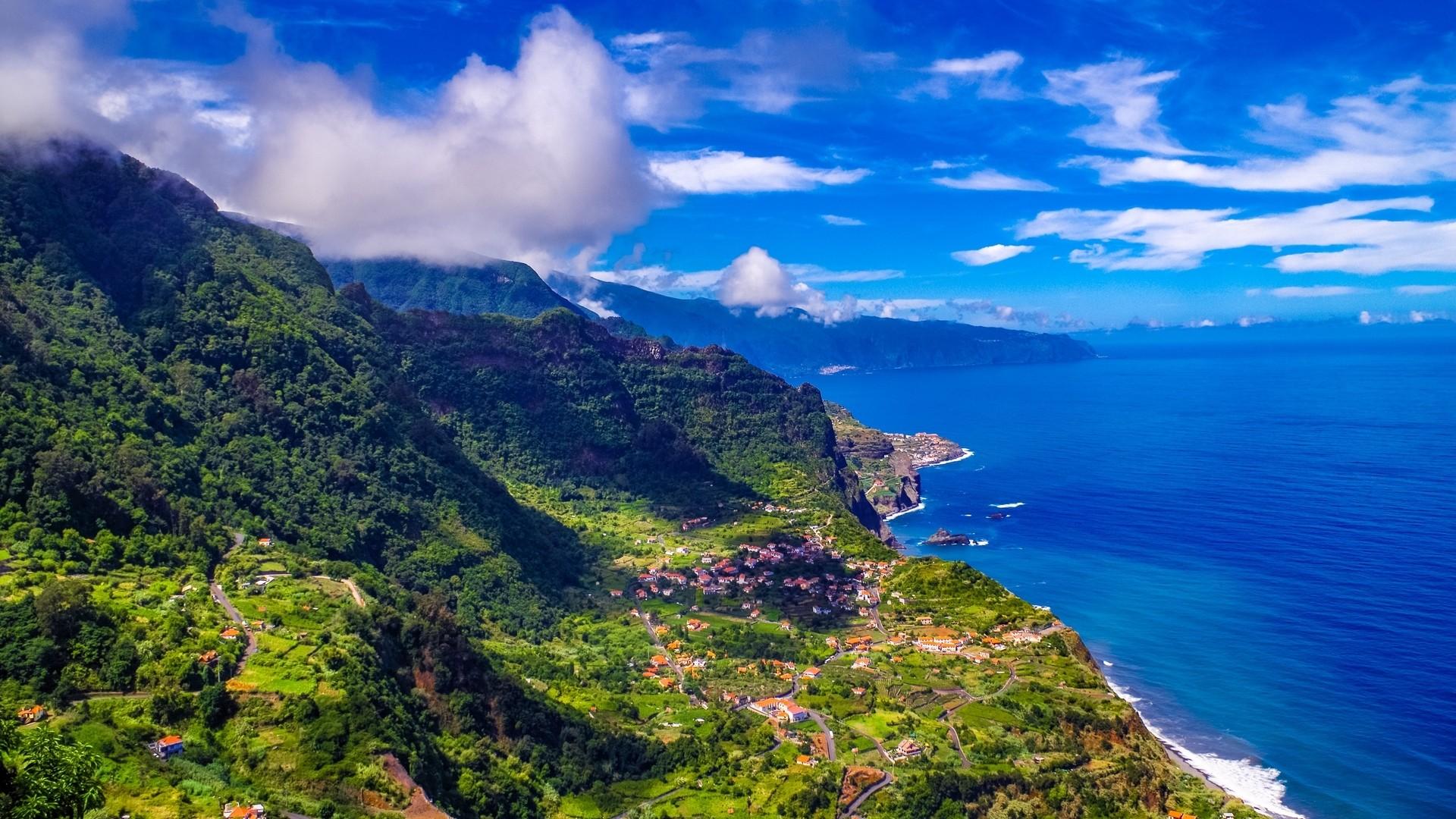 Azores Islands Wallpaper