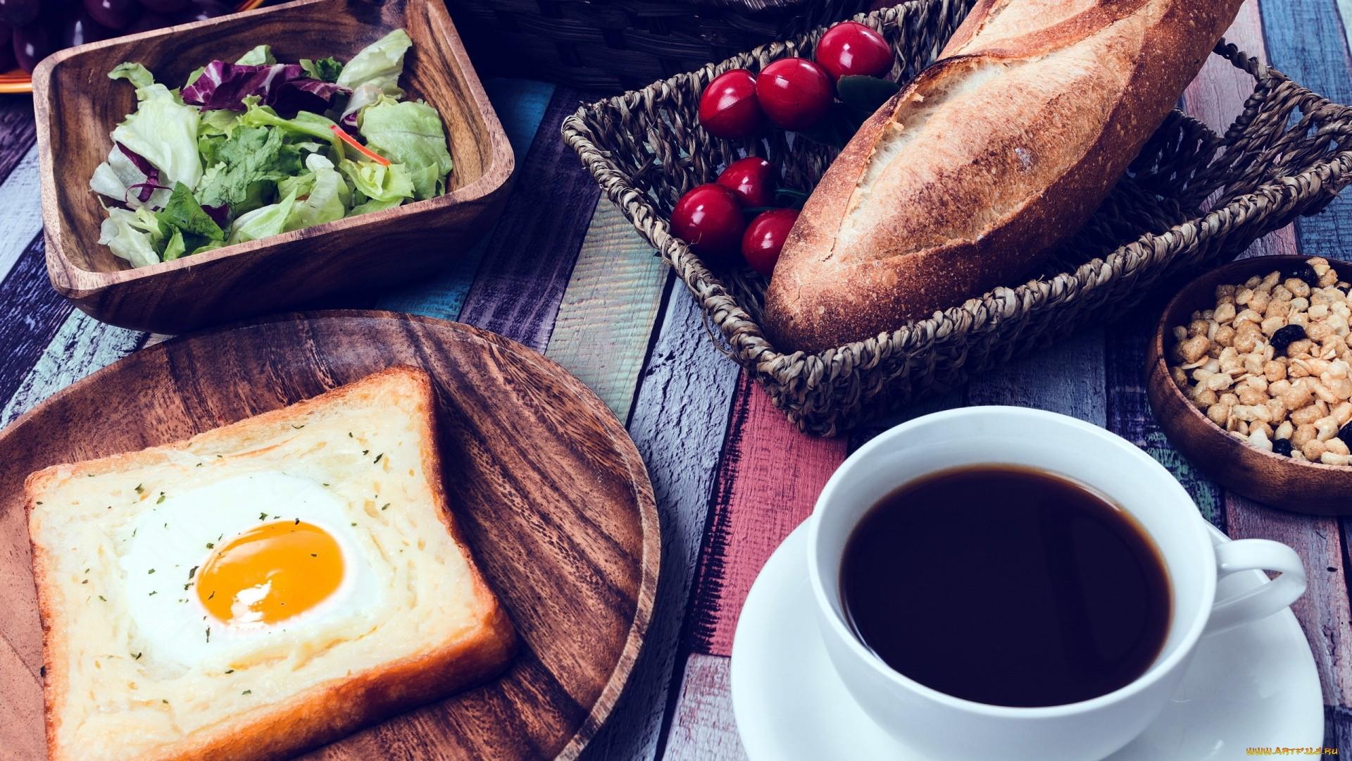 Breakfast Wallpaper theme