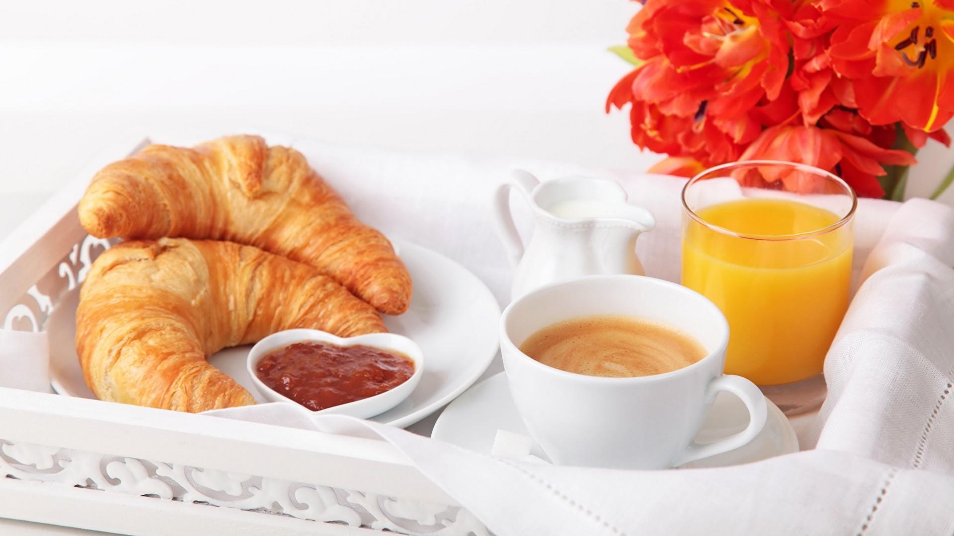 Breakfast HD Wallpaper