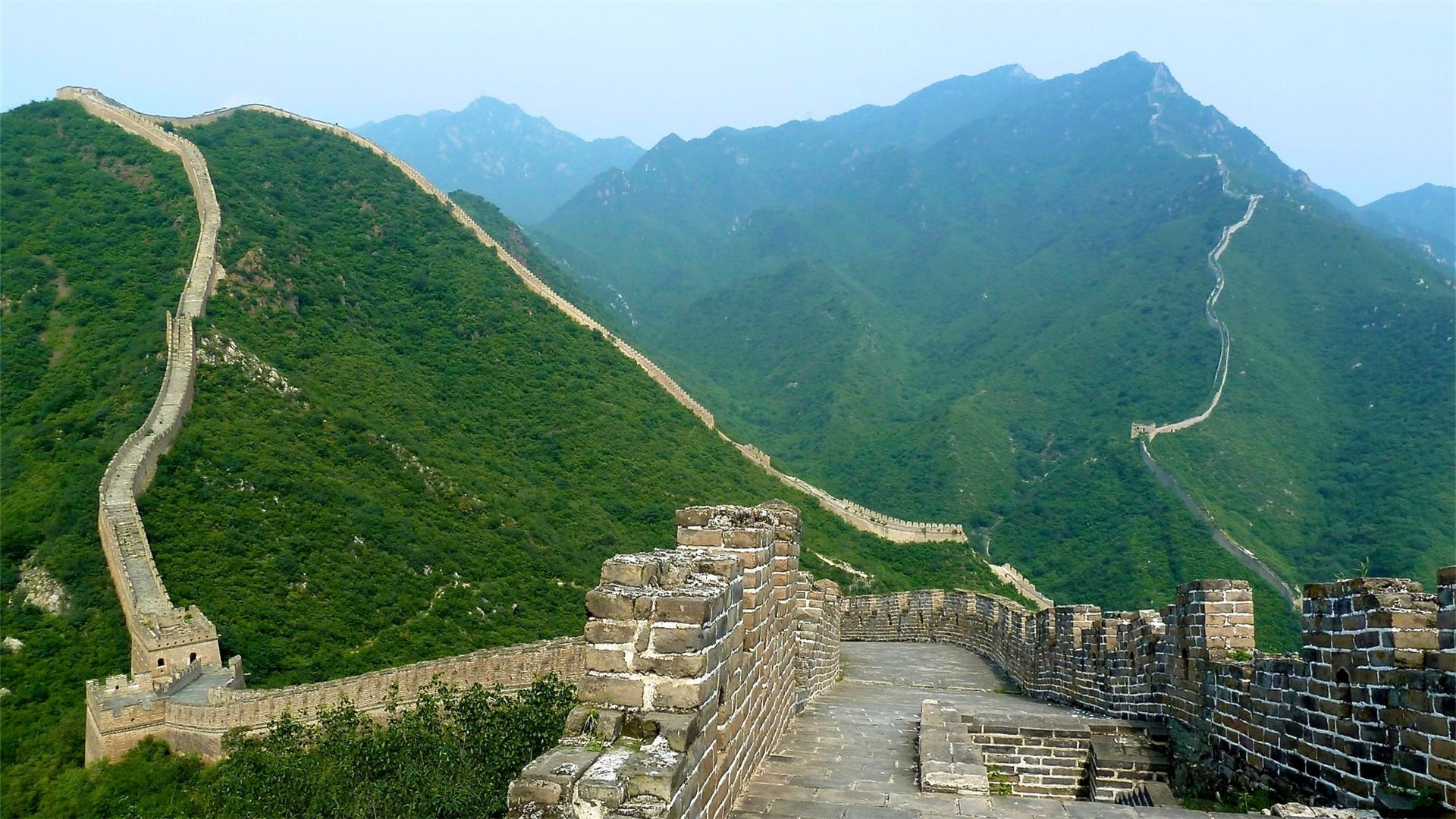 Great Wall Of China wallpaper for pc